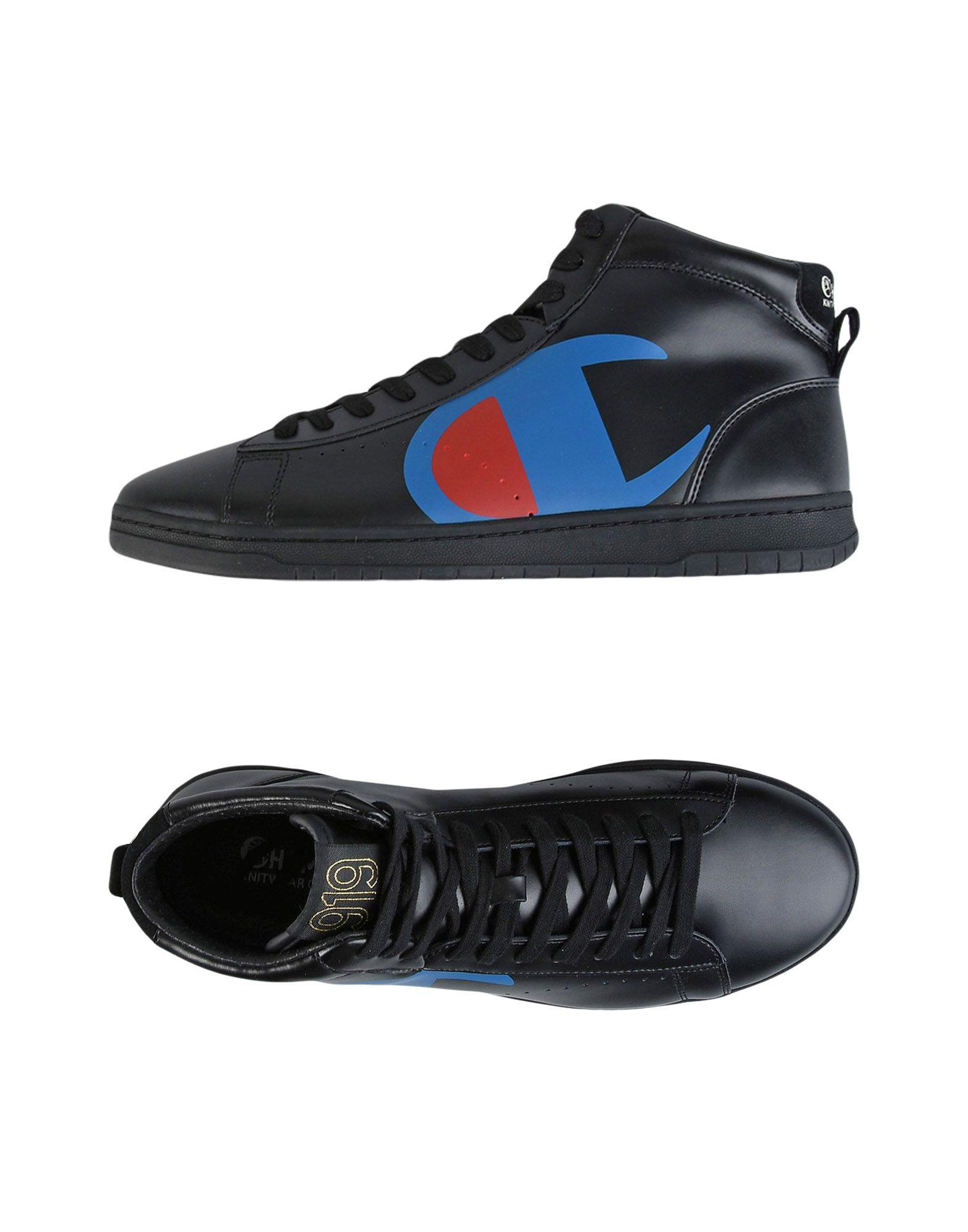 fbb53efc93f43a Lyst - Champion High-tops   Sneakers in Black for Men