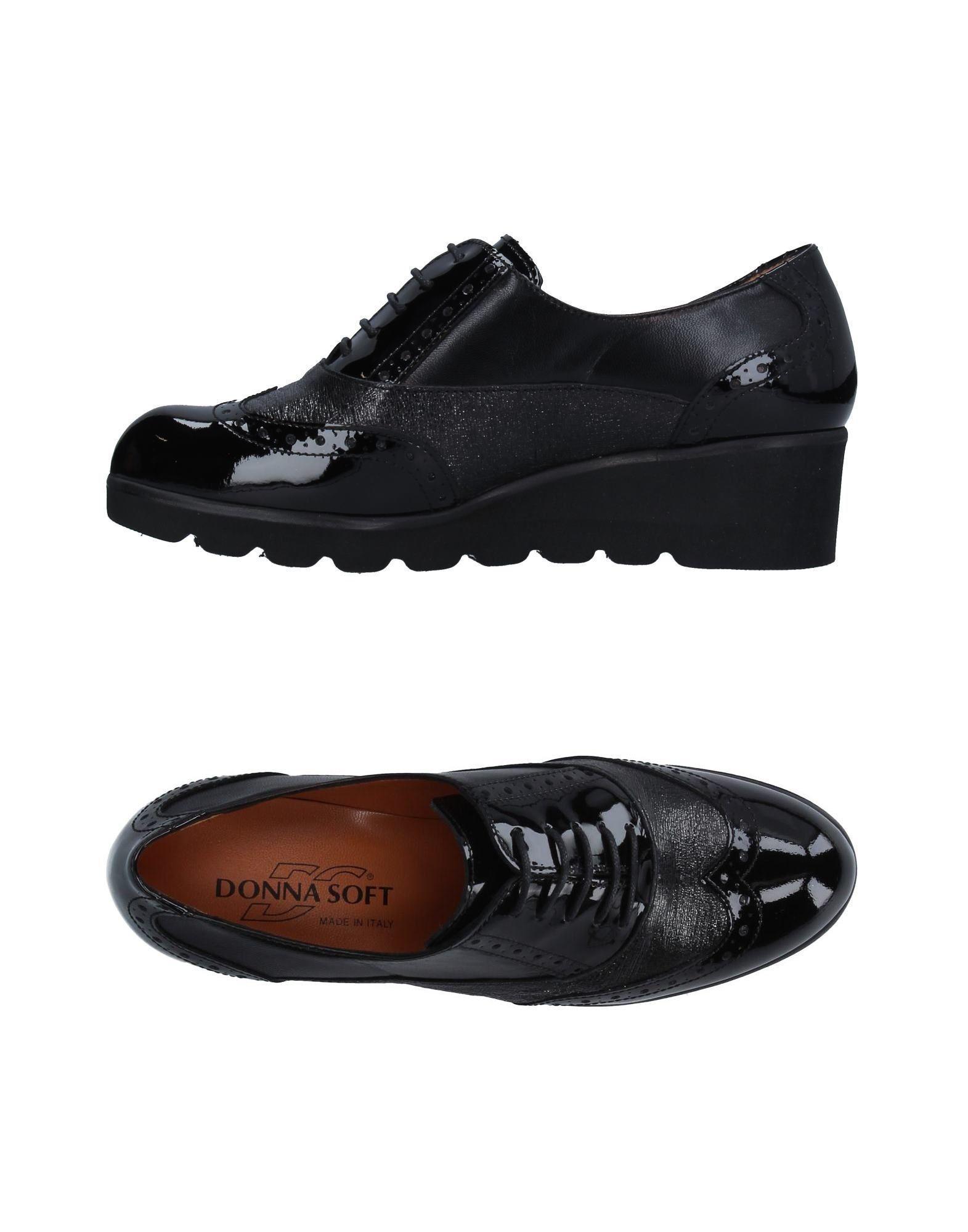 Douce Chaussure De Dona Lacets aen6je