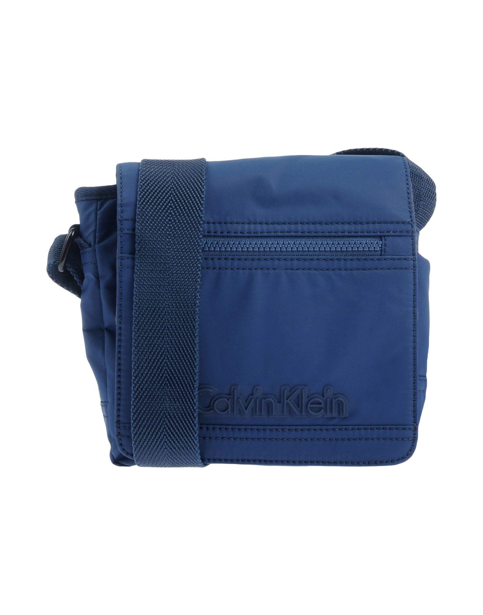 662bb1cdf487f Lyst - Sacs Bandoulière Calvin Klein pour homme en coloris Bleu ...