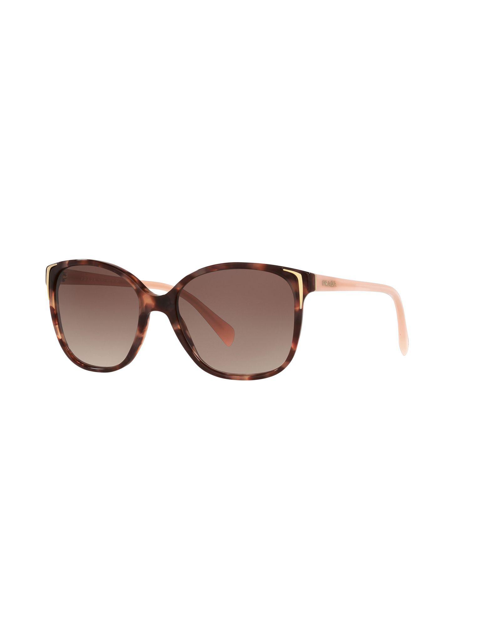 De Prada Color Sol Rosa Gafas Lyst NOZX08knwP
