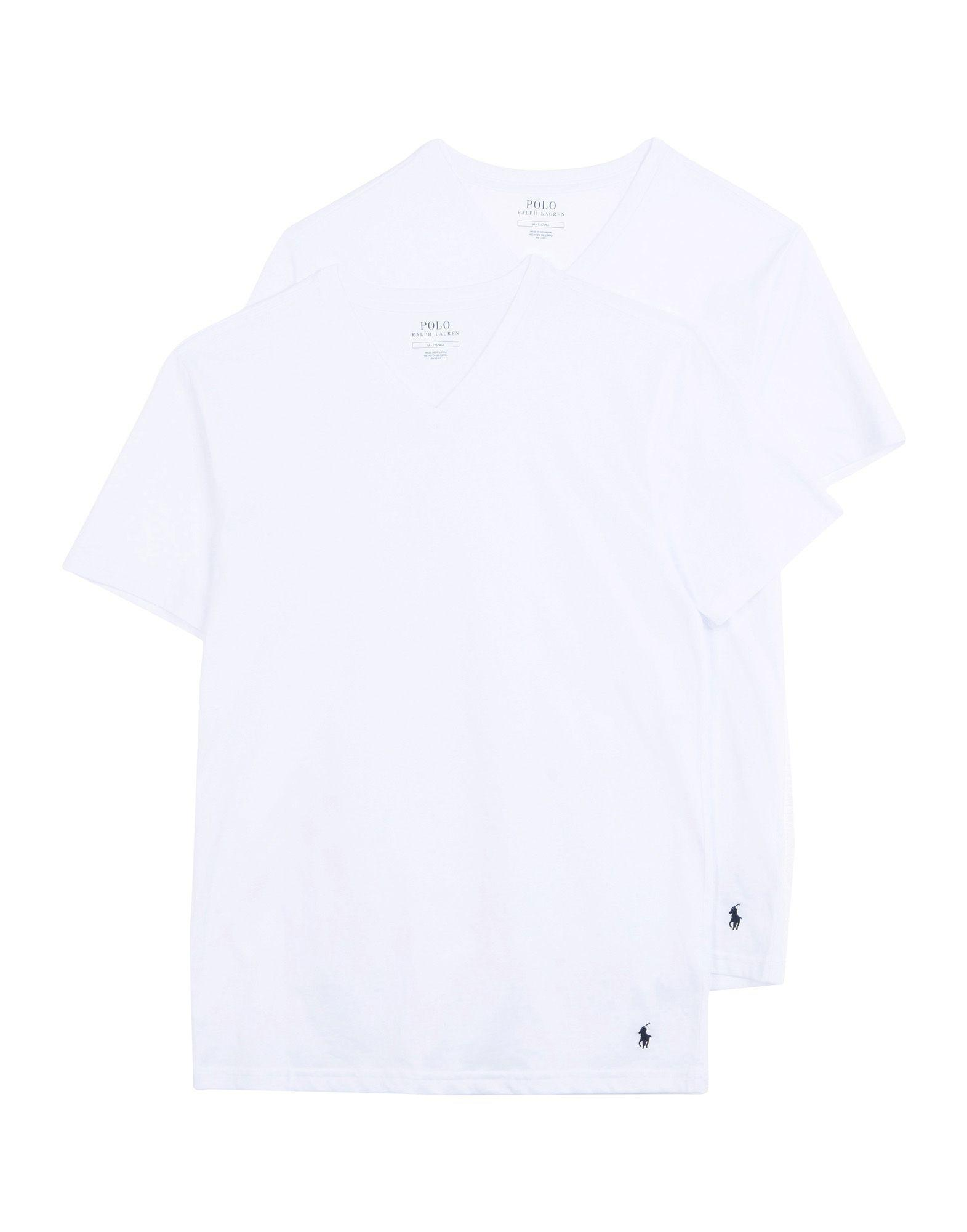 8bd2a084e06d26 Polo Ralph Lauren - White Tricot de peau for Men - Lyst. Afficher en plein  écran