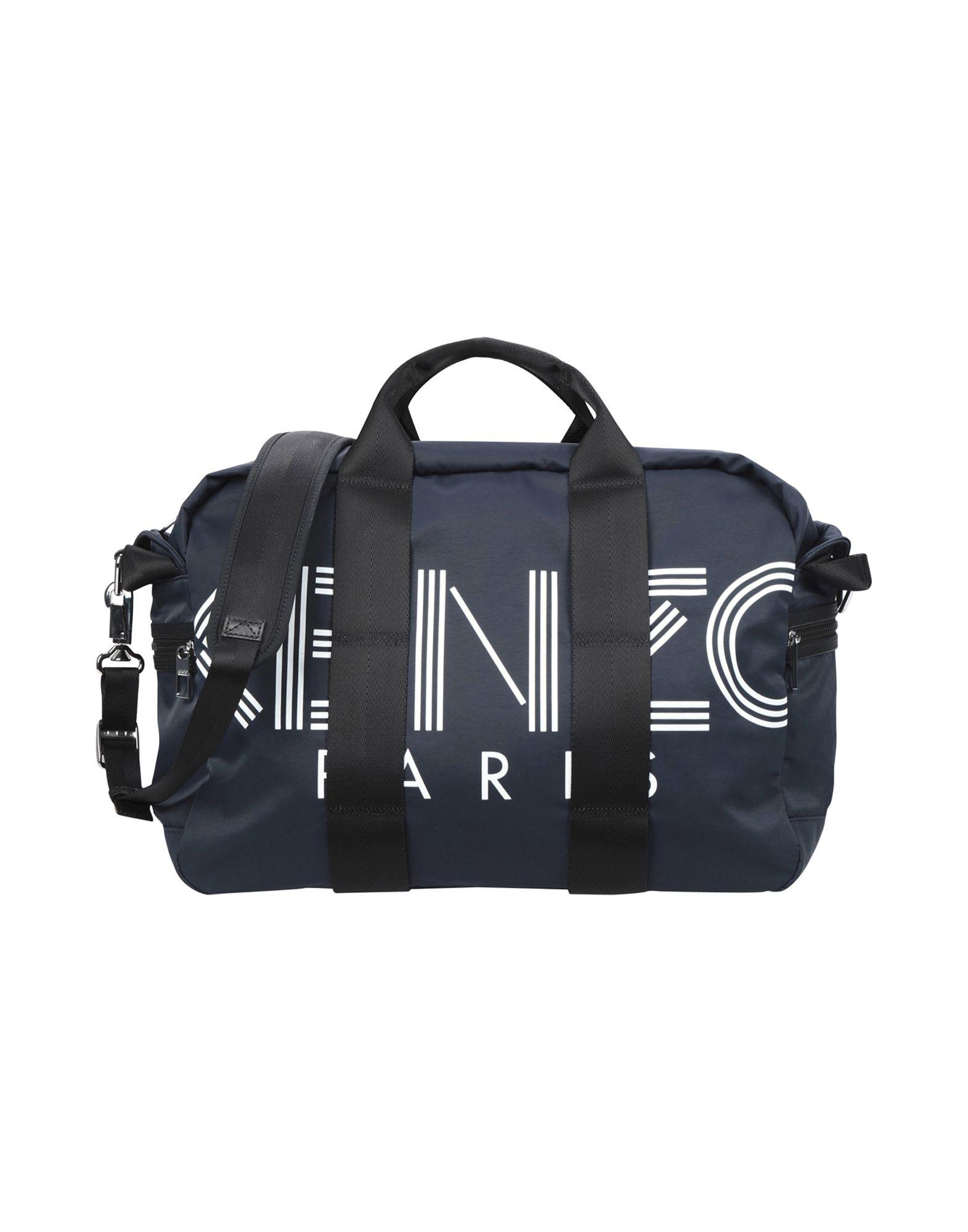 Lyst - Sac de voyage KENZO pour homme en coloris Bleu c8d845e27ed
