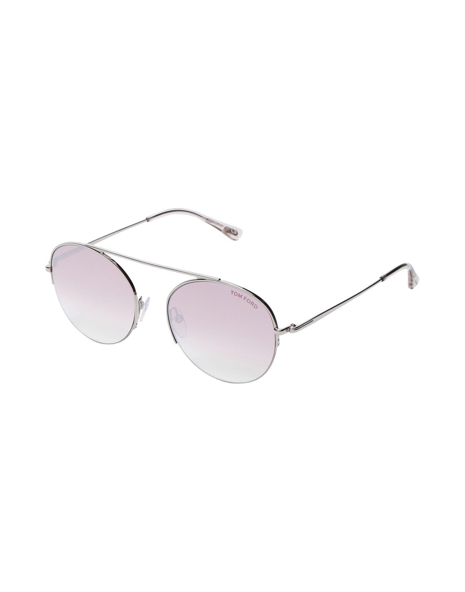 0cfd7687c7 Gafas de sol Tom Ford de hombre de color Metálico - Lyst