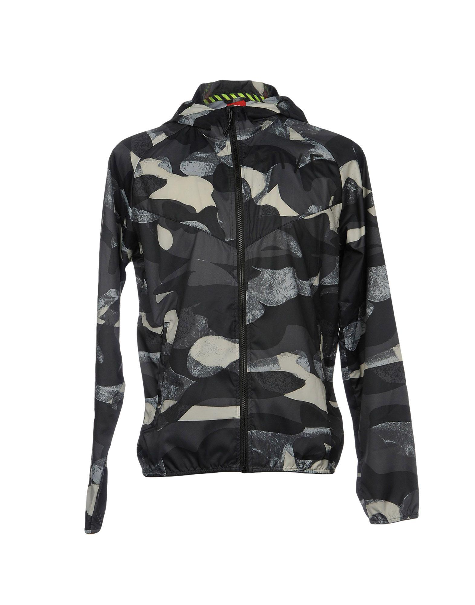 9cede6805 Lyst - Nike Jacket in Gray for Men
