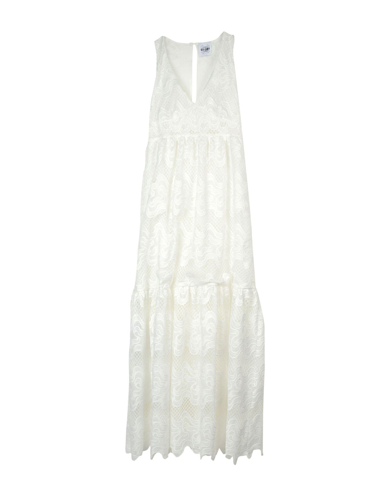 DRESSES - Long dresses SI-JAY WaXZ5