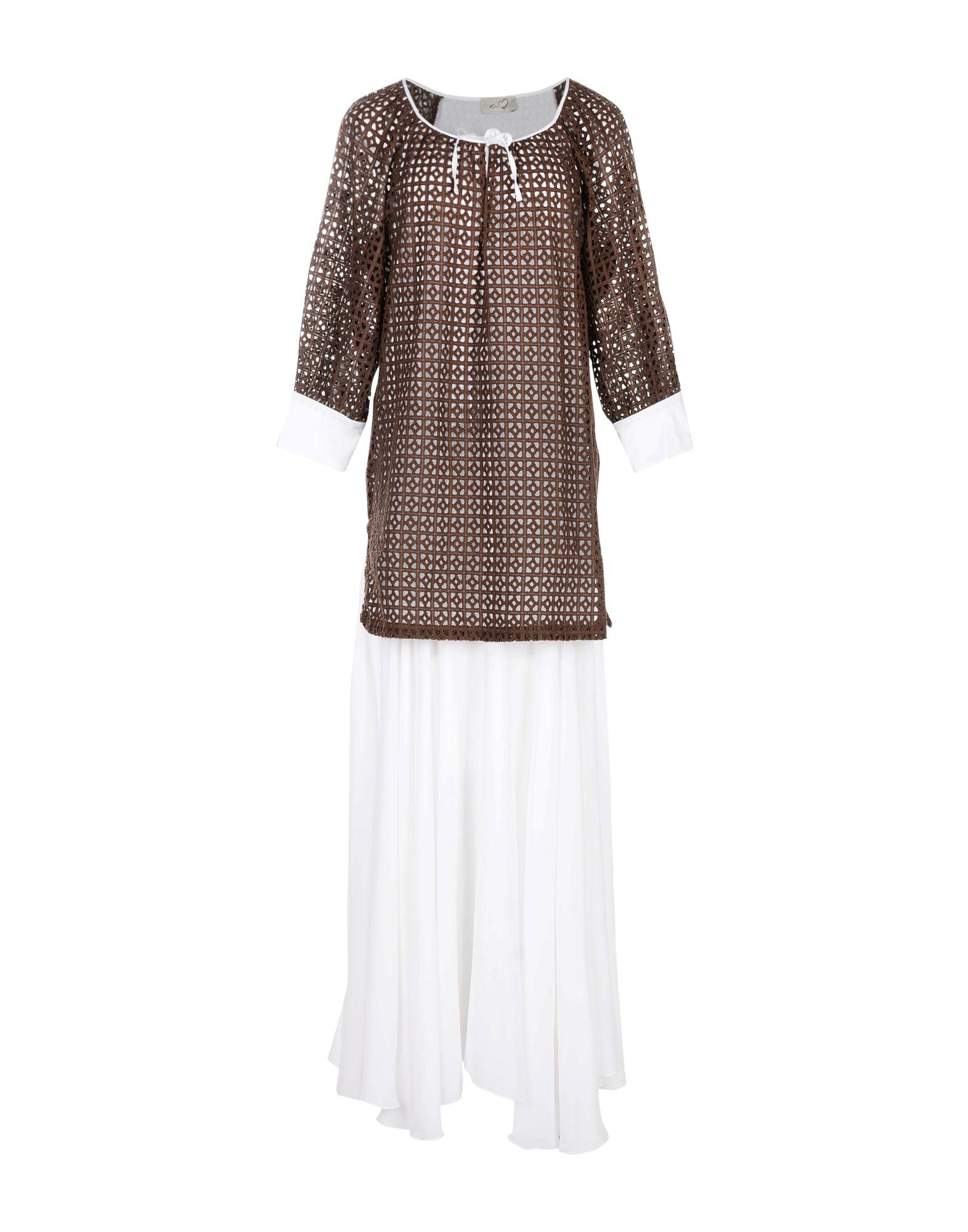 Long You Ki6 Brown In Lyst Are Dress Who BSf6w1q