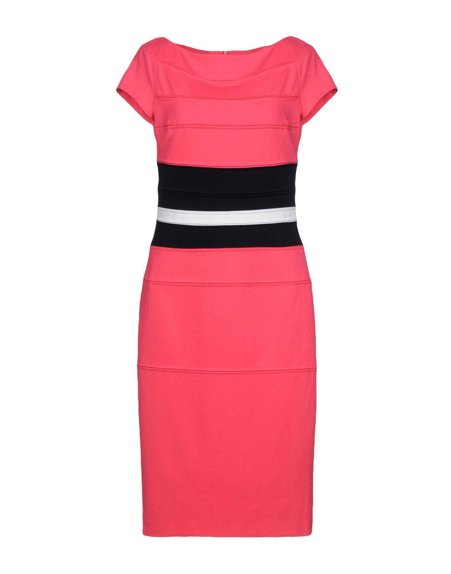 DRESSES - Knee-length dresses Escada BSK4OBKZ