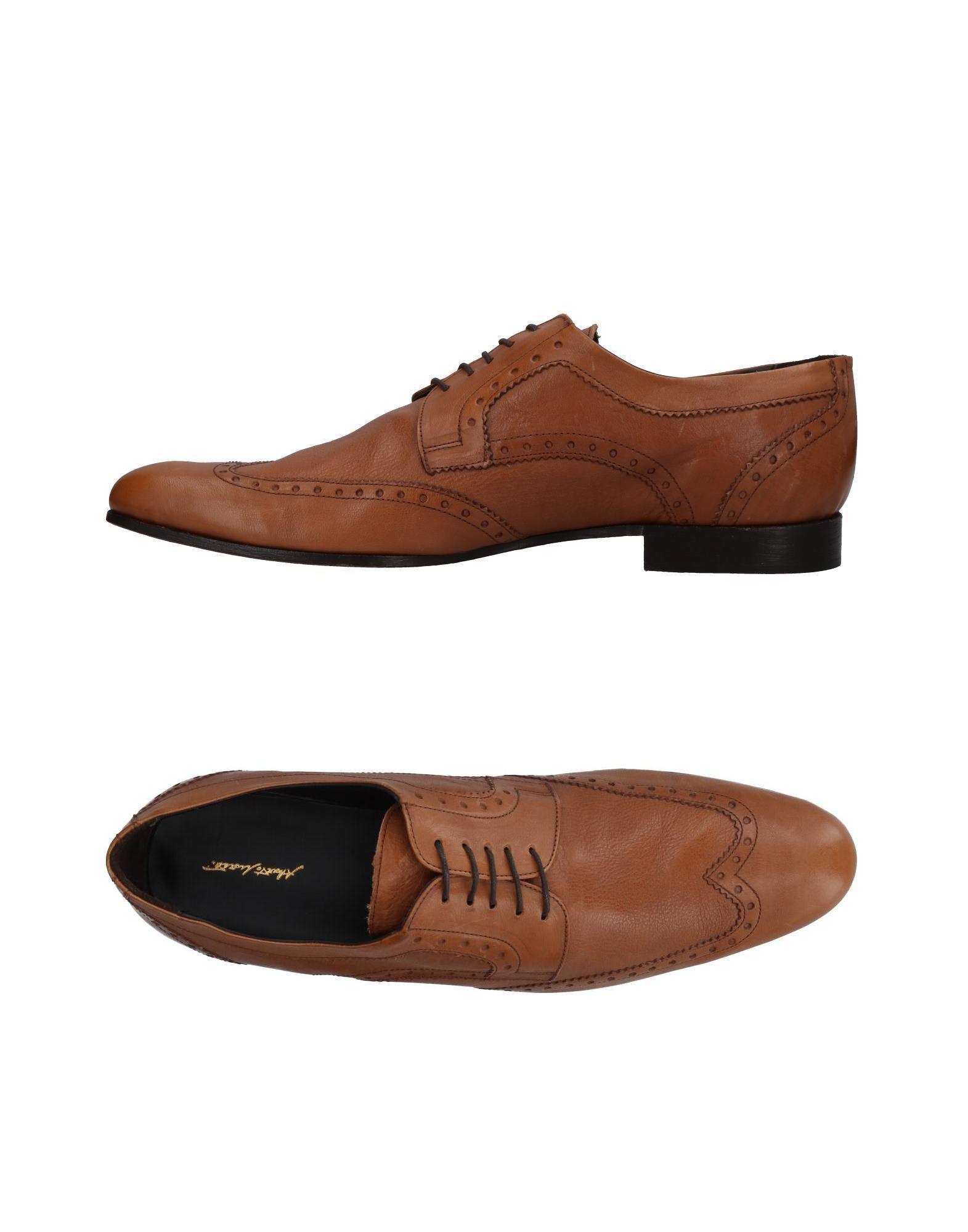 FOOTWEAR - Lace-up shoes Alberto Moretti IAbEz