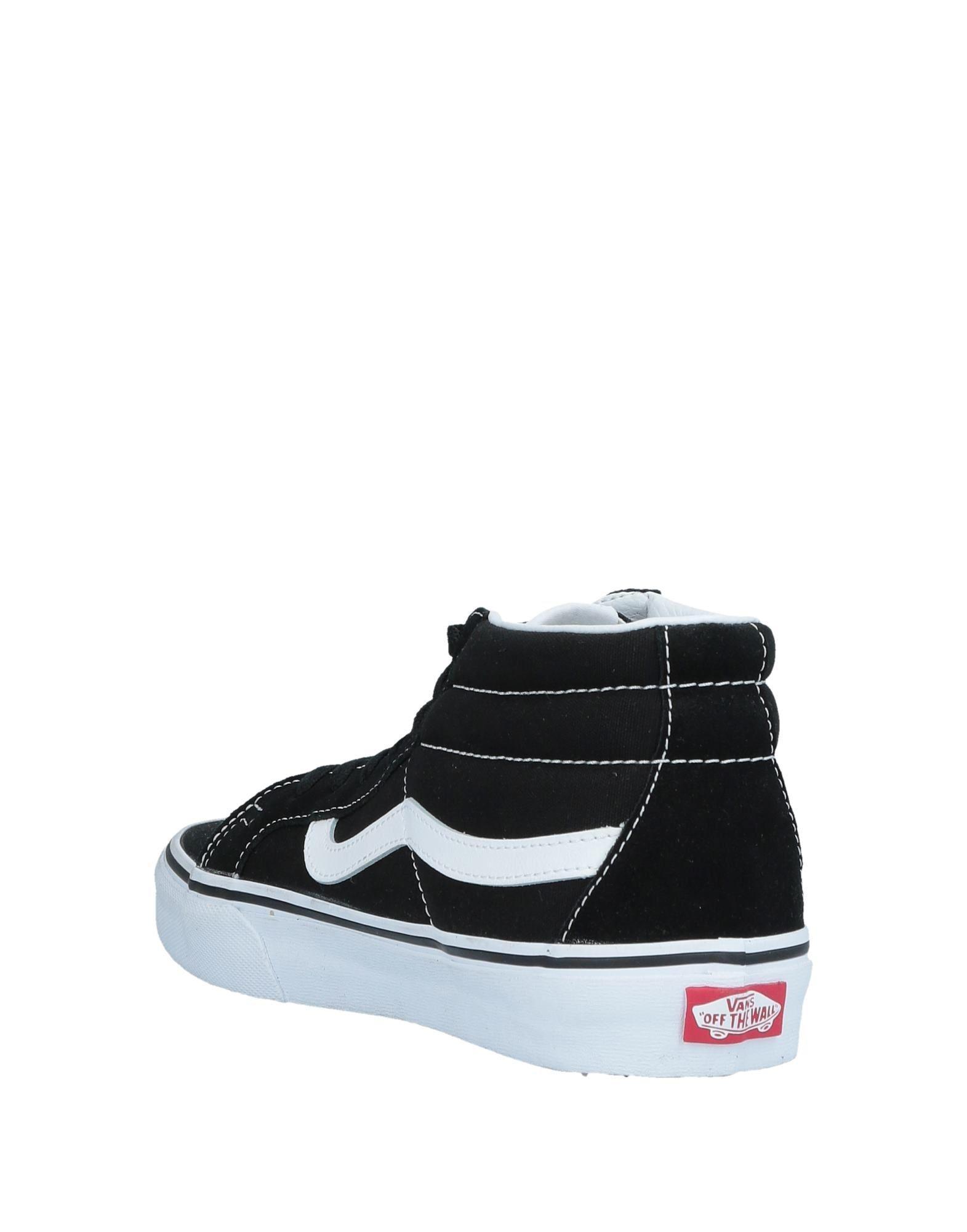 8792c68f8dbddf Lyst - Vans High-tops   Sneakers in Black for Men