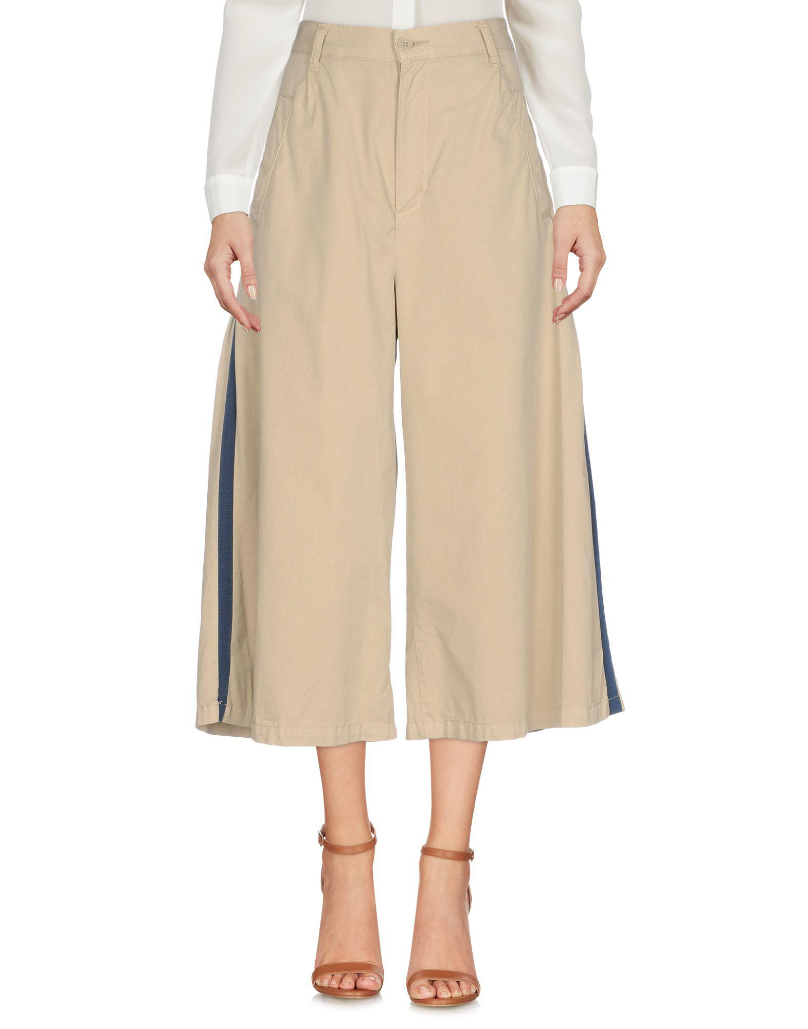 TROUSERS - 3/4-length trousers Zucca cdPTot