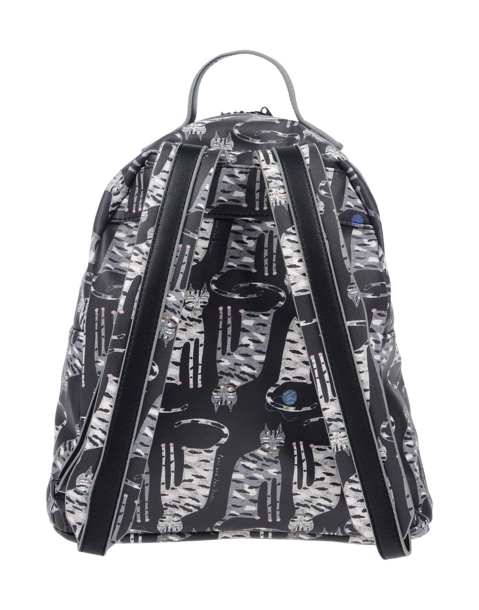 c44aa4aae9 Lyst - Paul   Joe Backpacks   Bum Bags in Black