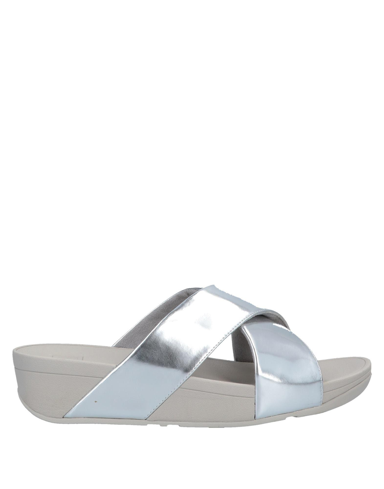 b21c8d76dcdf13 Lyst - Fitflop Sandals in Metallic