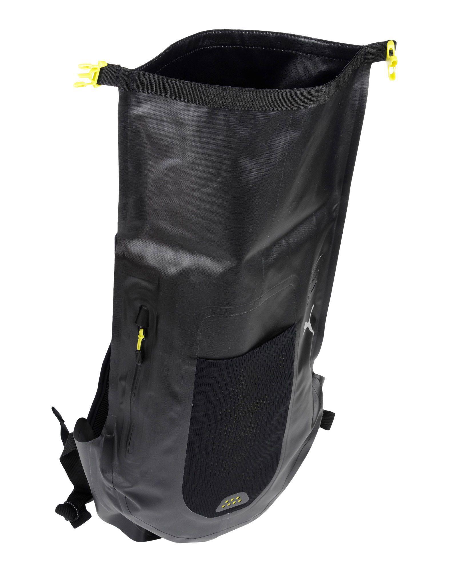Lyst - PUMA Backpacks   Fanny Packs in Black eb175ff1dfd6f