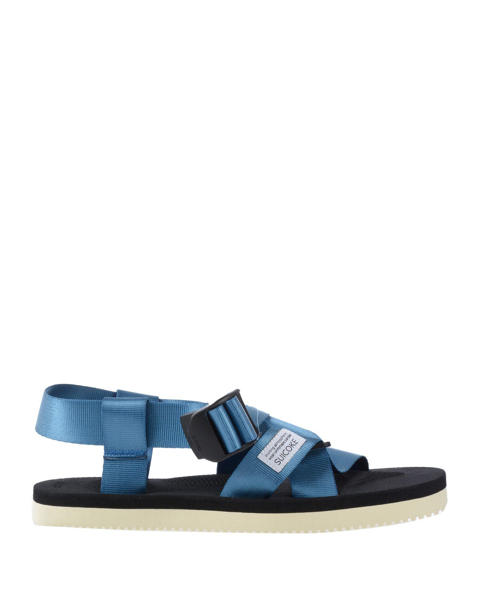8b0dba02bd0 Suicoke - Blue Sandals for Men - Lyst. View fullscreen