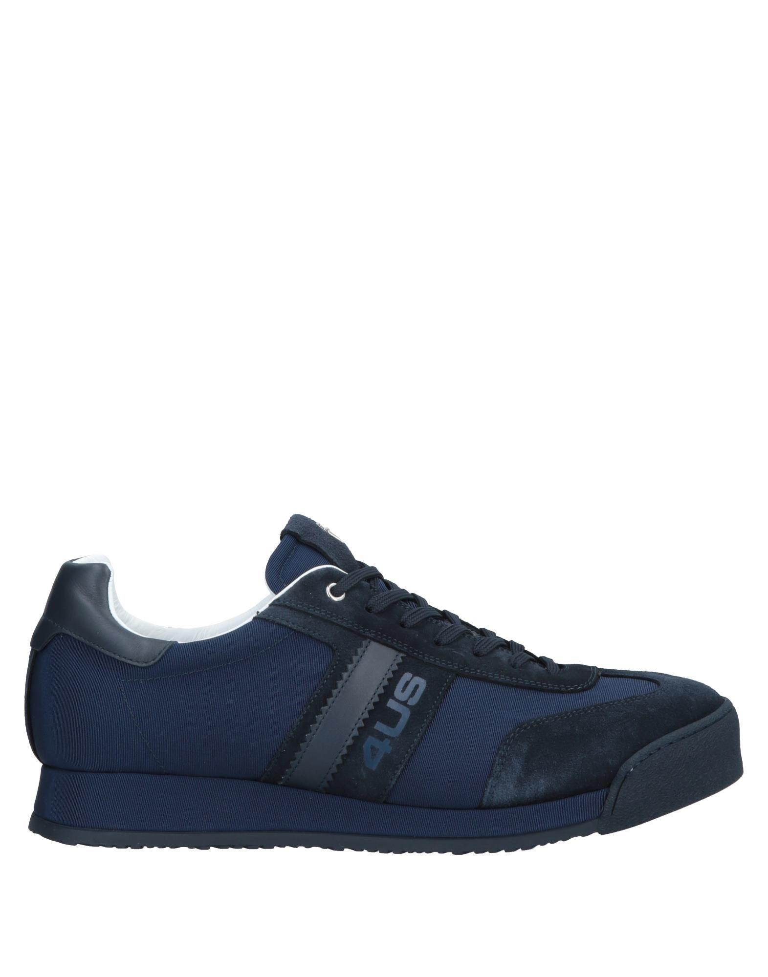 05beb4ca4d7 Lyst - Cesare Paciotti Low-tops   Sneakers in Blue for Men