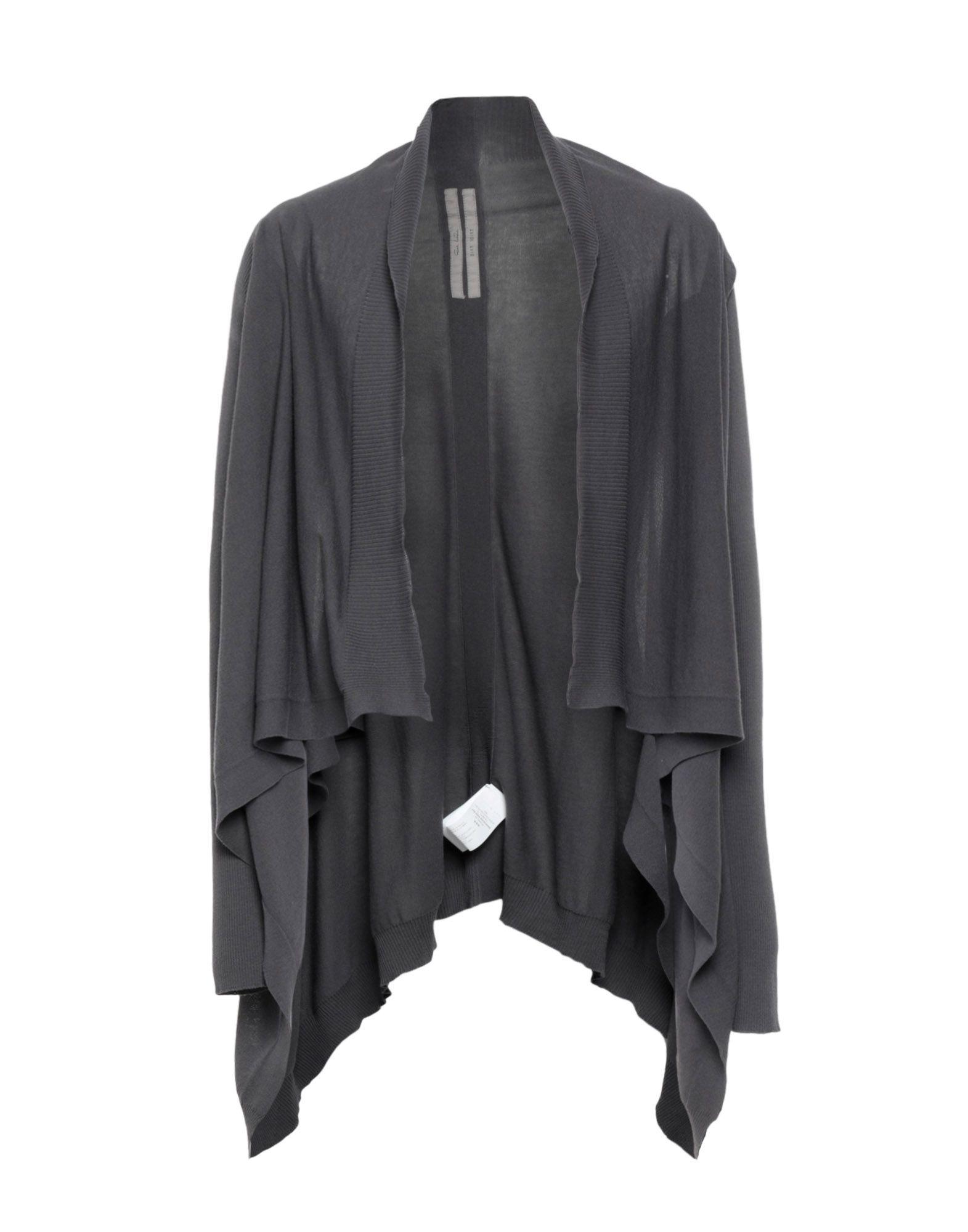 5f1d2a18acd7 Lyst - Rick Owens Cardigan in Gray for Men