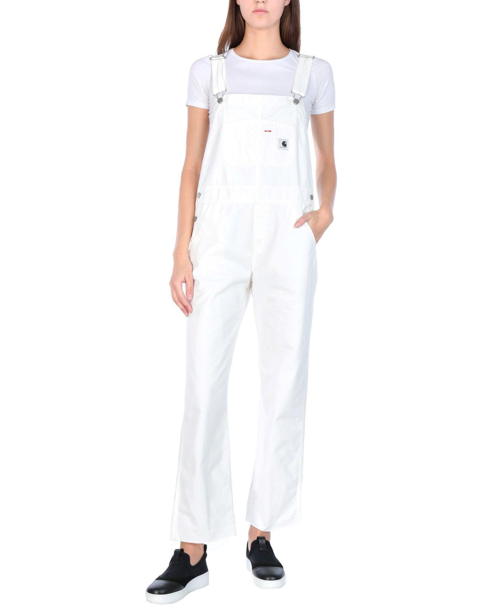 buy good many choices of watch Women's White Overalls