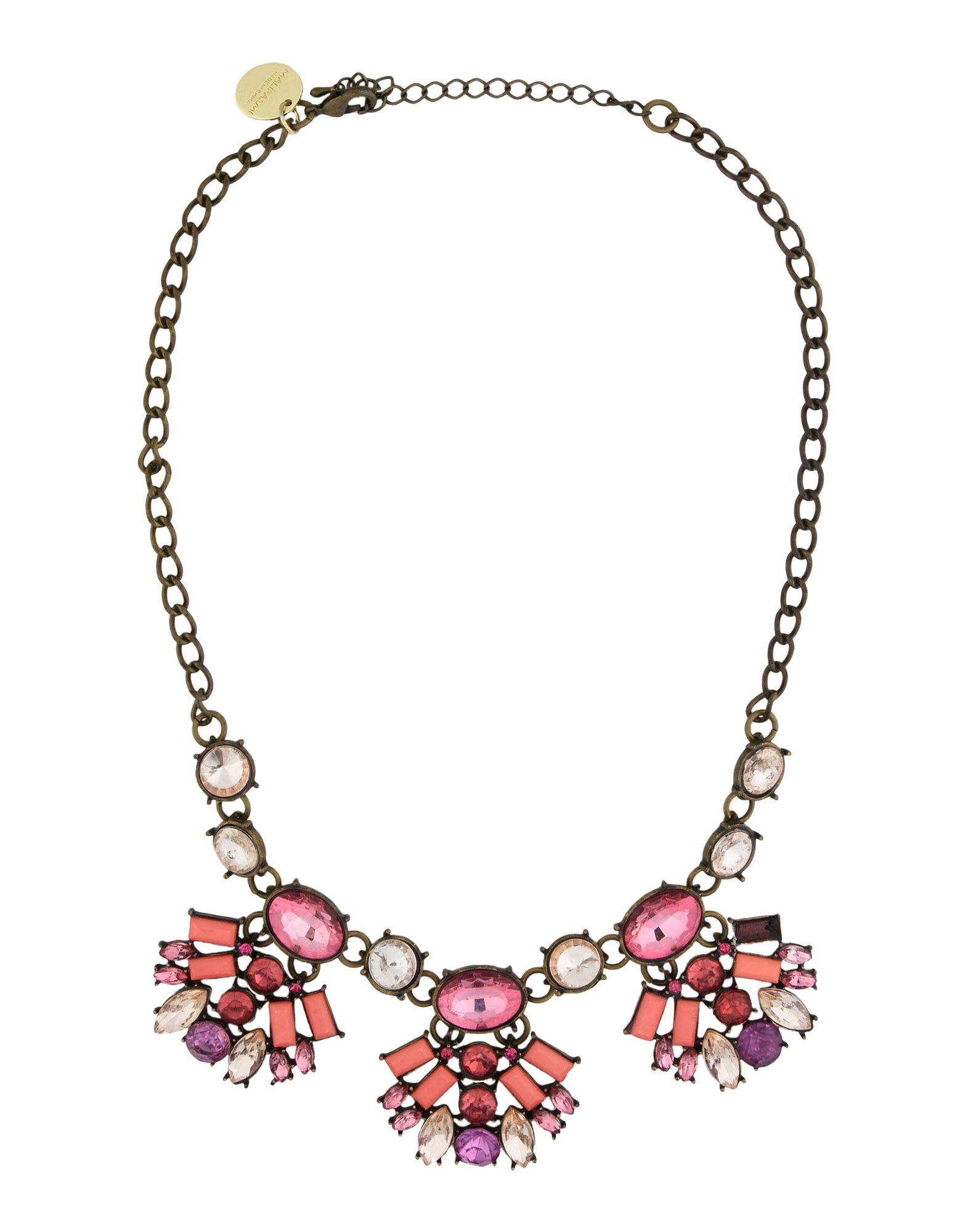 JEWELLERY - Necklaces Maliparmi l10mWST