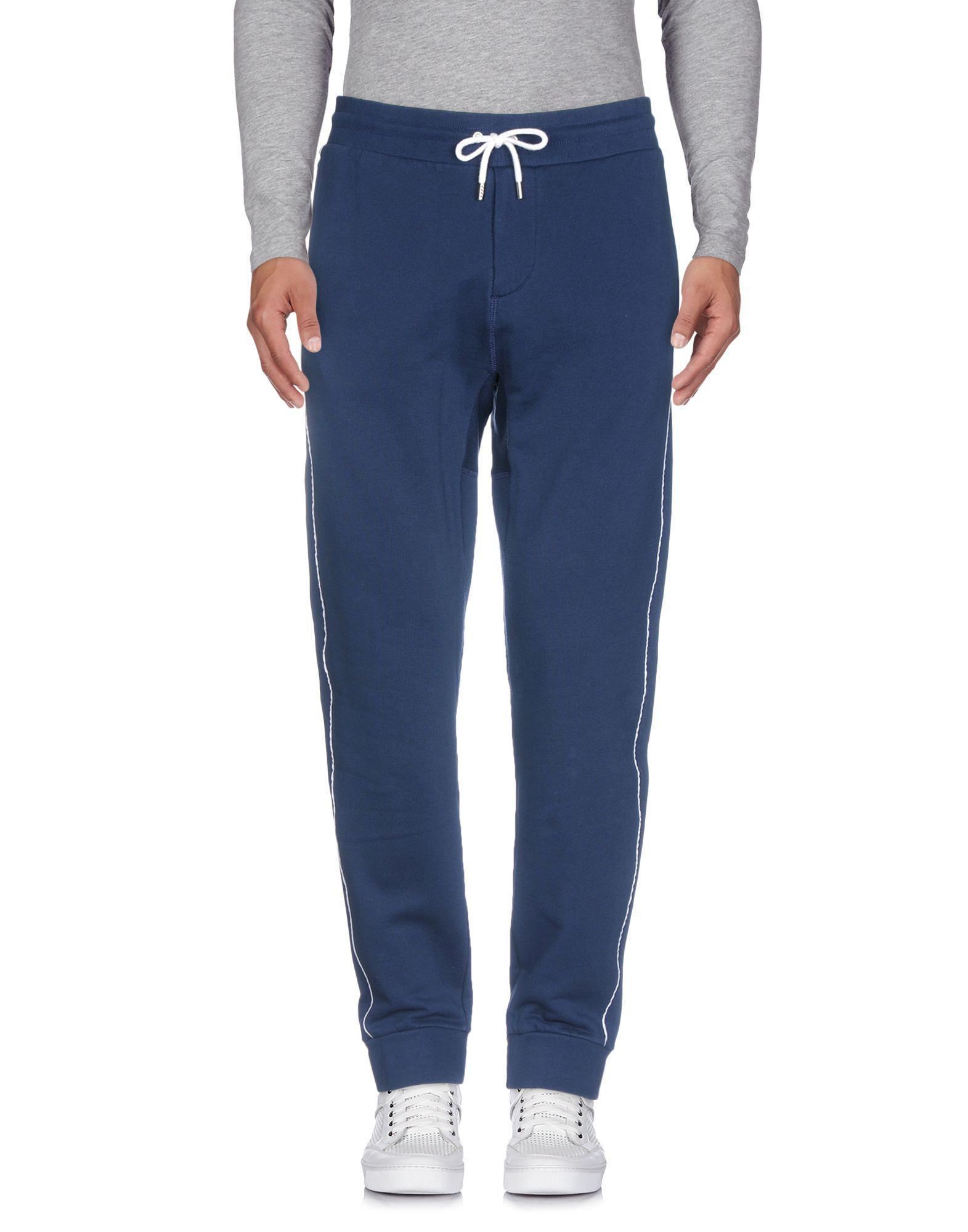 regular trousers - Blue Maison Kitsuné SKpQb6bI