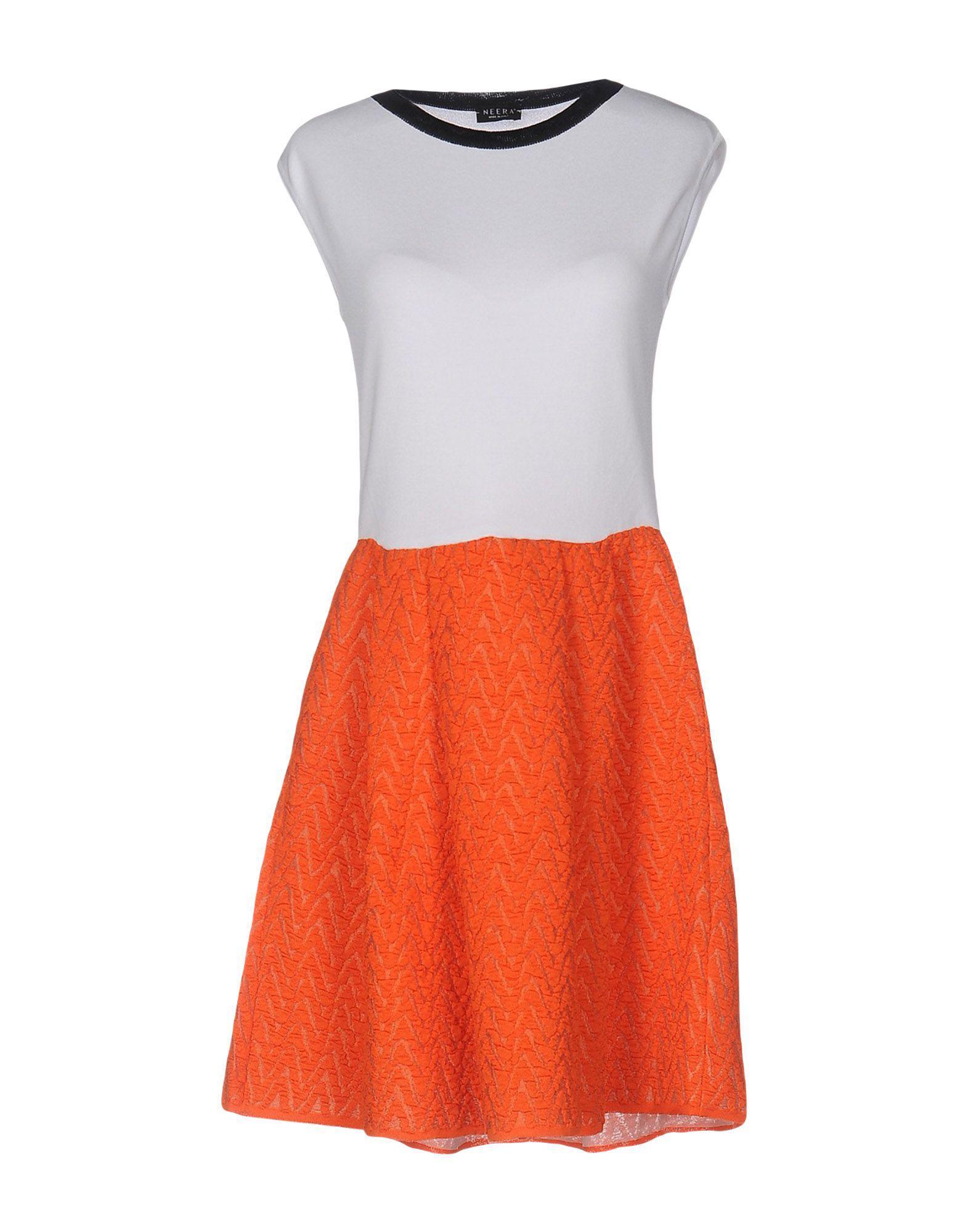 DRESSES - Short dresses Neera 9Mr4F