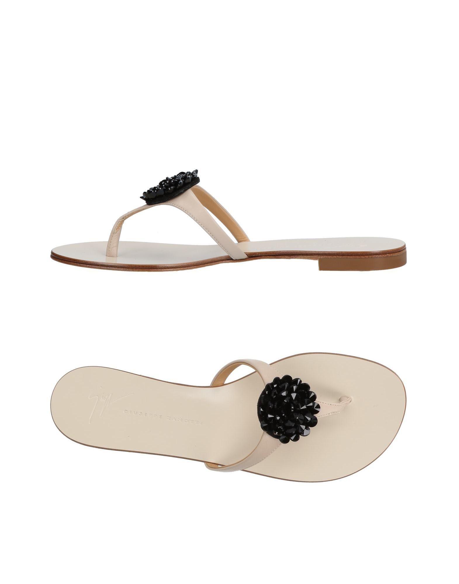 Cheap Best Wholesale Red Pre Order Eastbay FOOTWEAR - Toe post sandals Giuseppe Zanotti Free Shipping Choice Best For Sale ZQSJGV