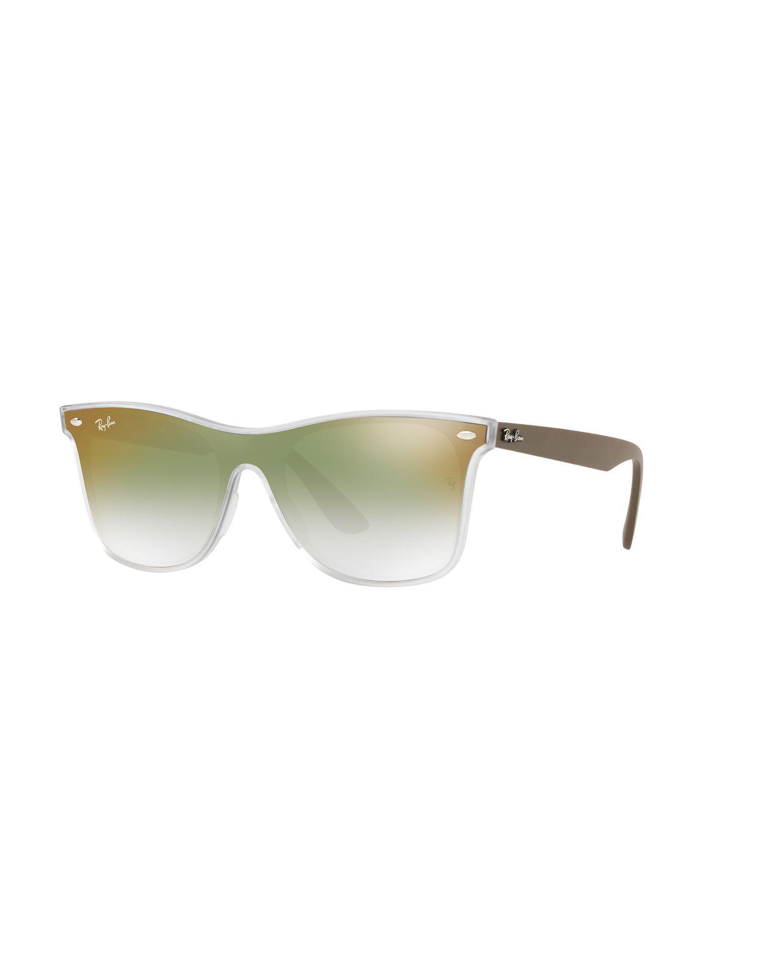 Ray-Ban. Gafas de sol de mujer de color verde 414d187d1244