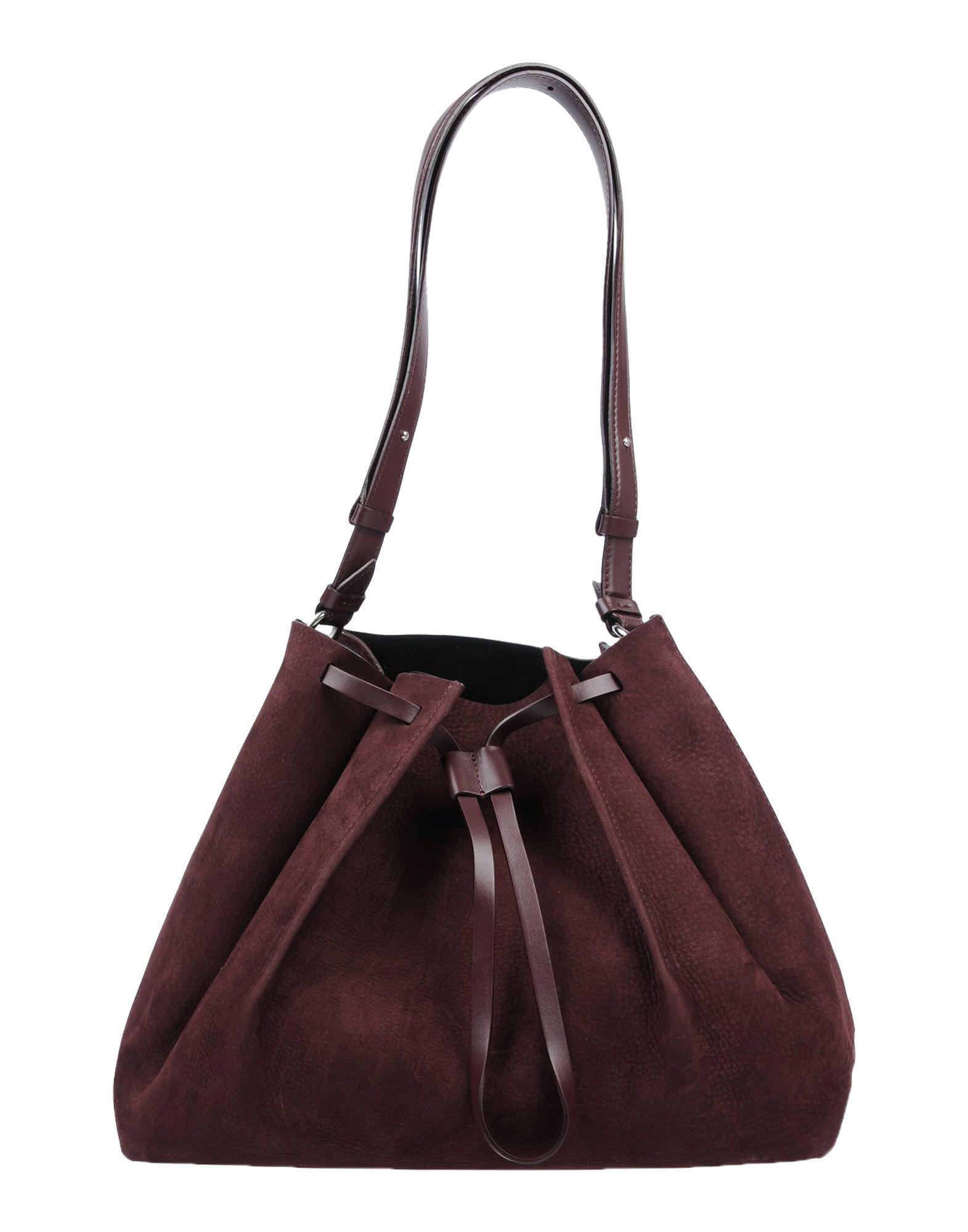96e54f4da8 Maison Margiela Shoulder Bag in Brown - Lyst