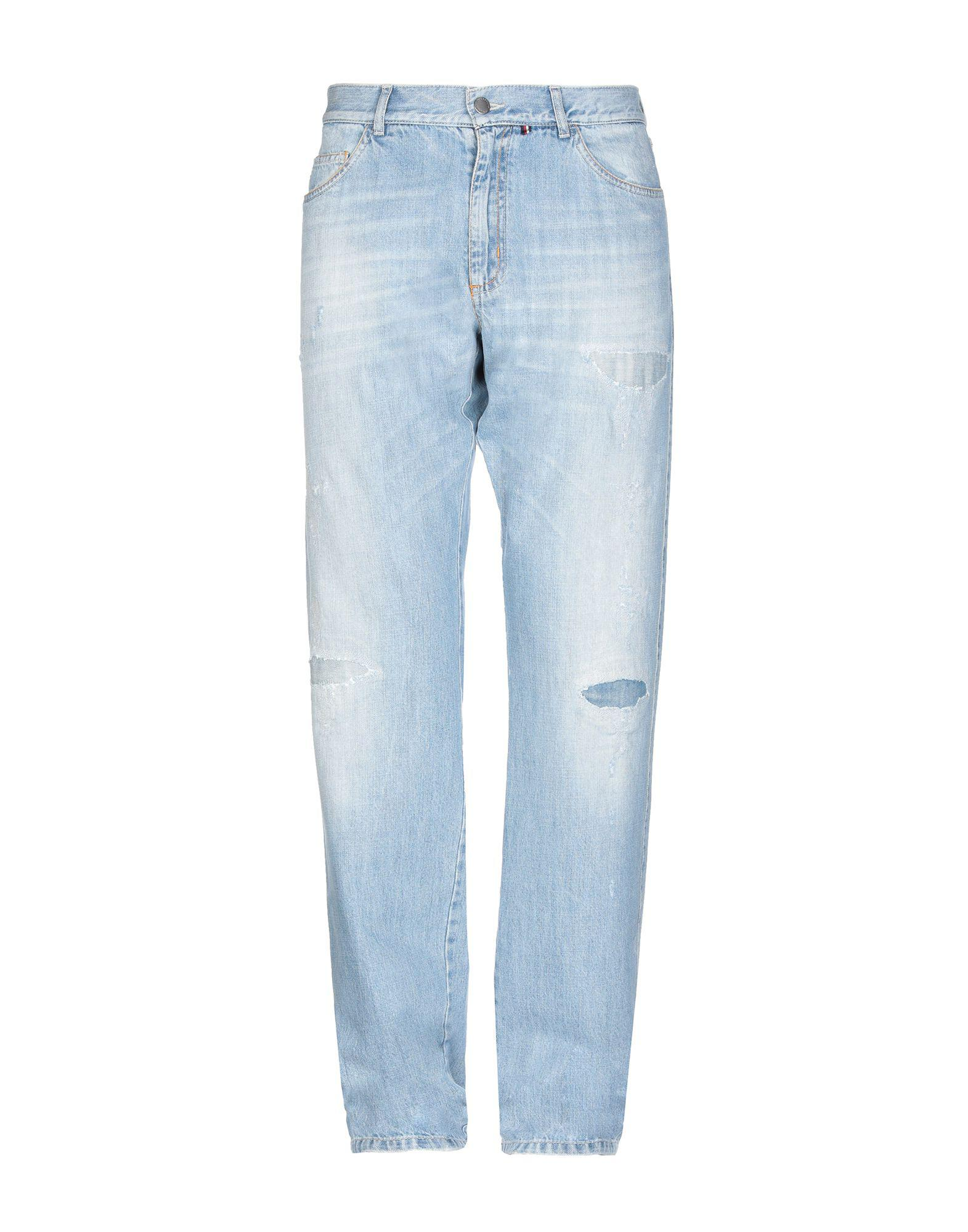 48f1b60053a Paul & Shark Denim Pants in Blue for Men - Lyst