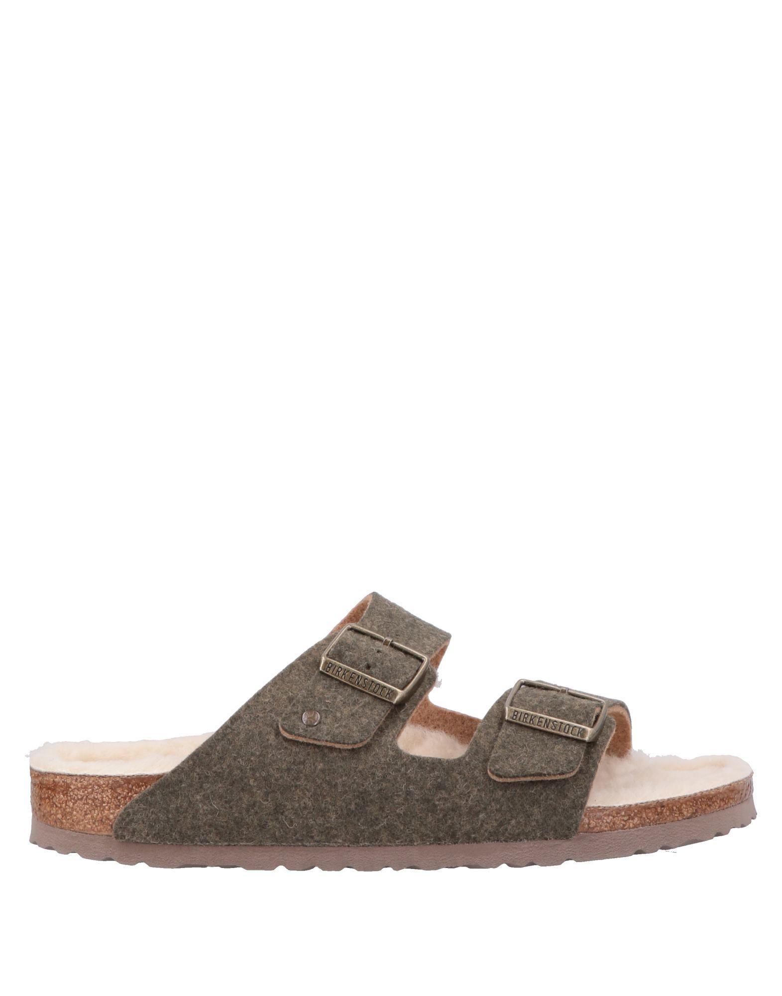 911e7ae612c4 Lyst - Birkenstock Sandals in Green for Men