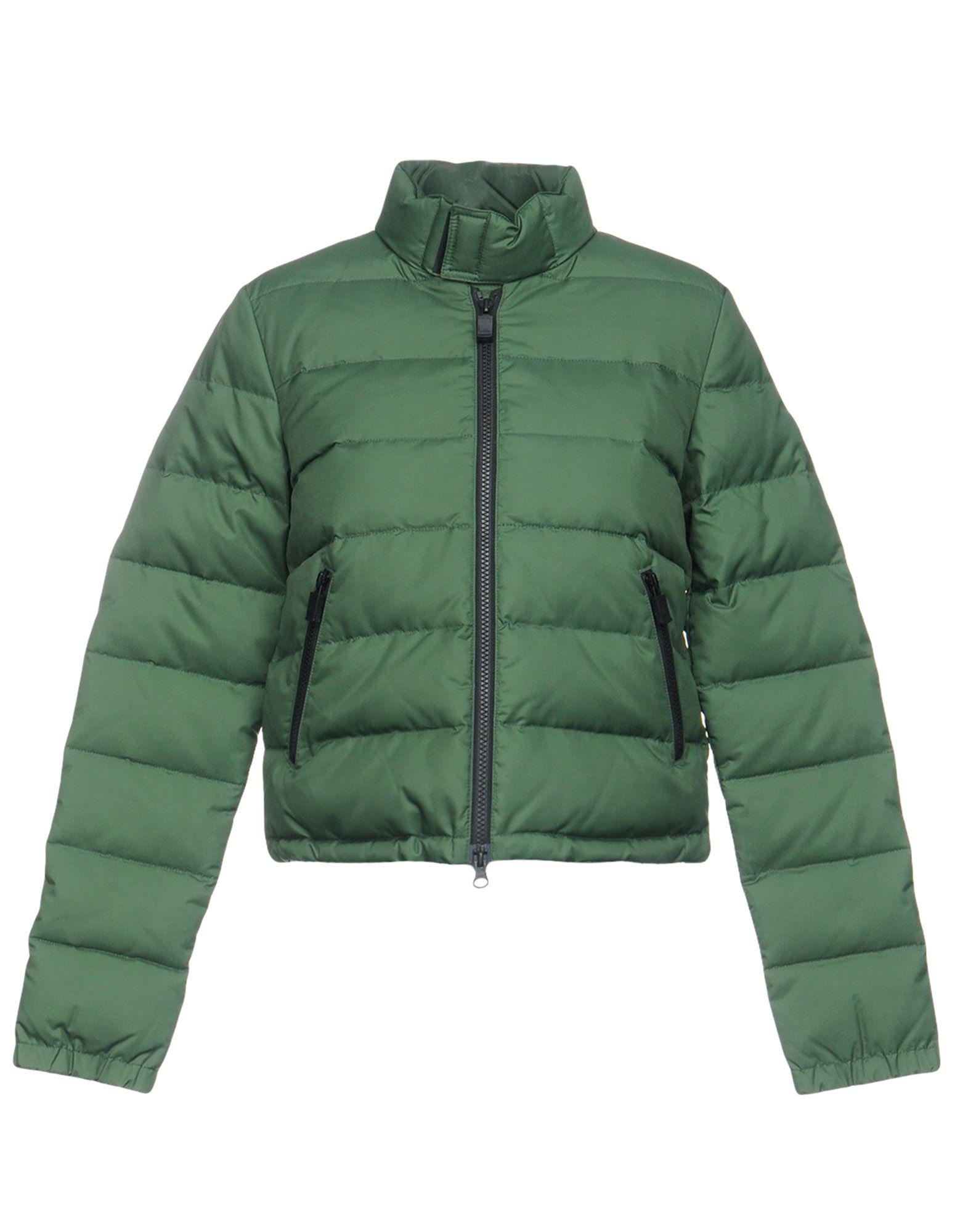 Aspesi Down Jacket in Green - Lyst e723ffb678a6