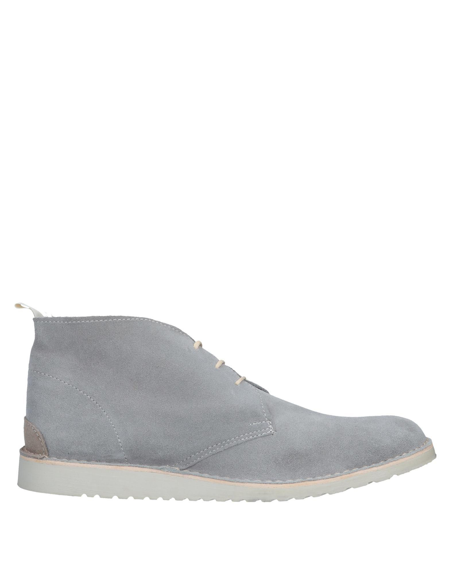 Boots in Gray Angelo Men for Lyst Nardelli Ankle SxHZw1H7q