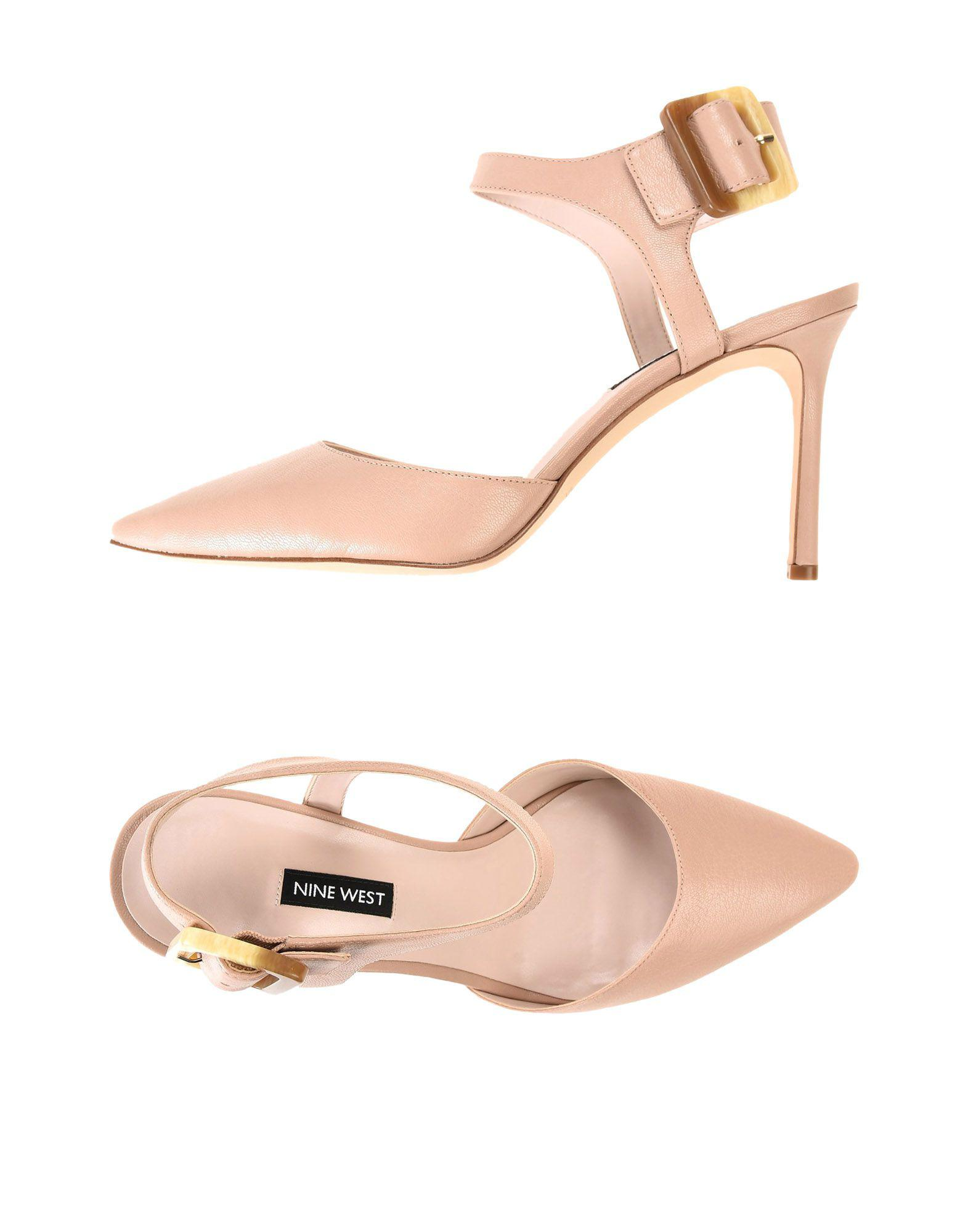 cae7d367696 Lyst - Zapatos de salón Nine West de color Rosa