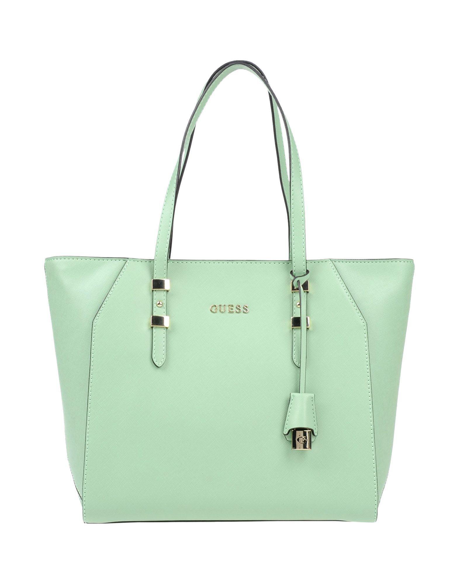 Lyst - Guess Handbag in Green