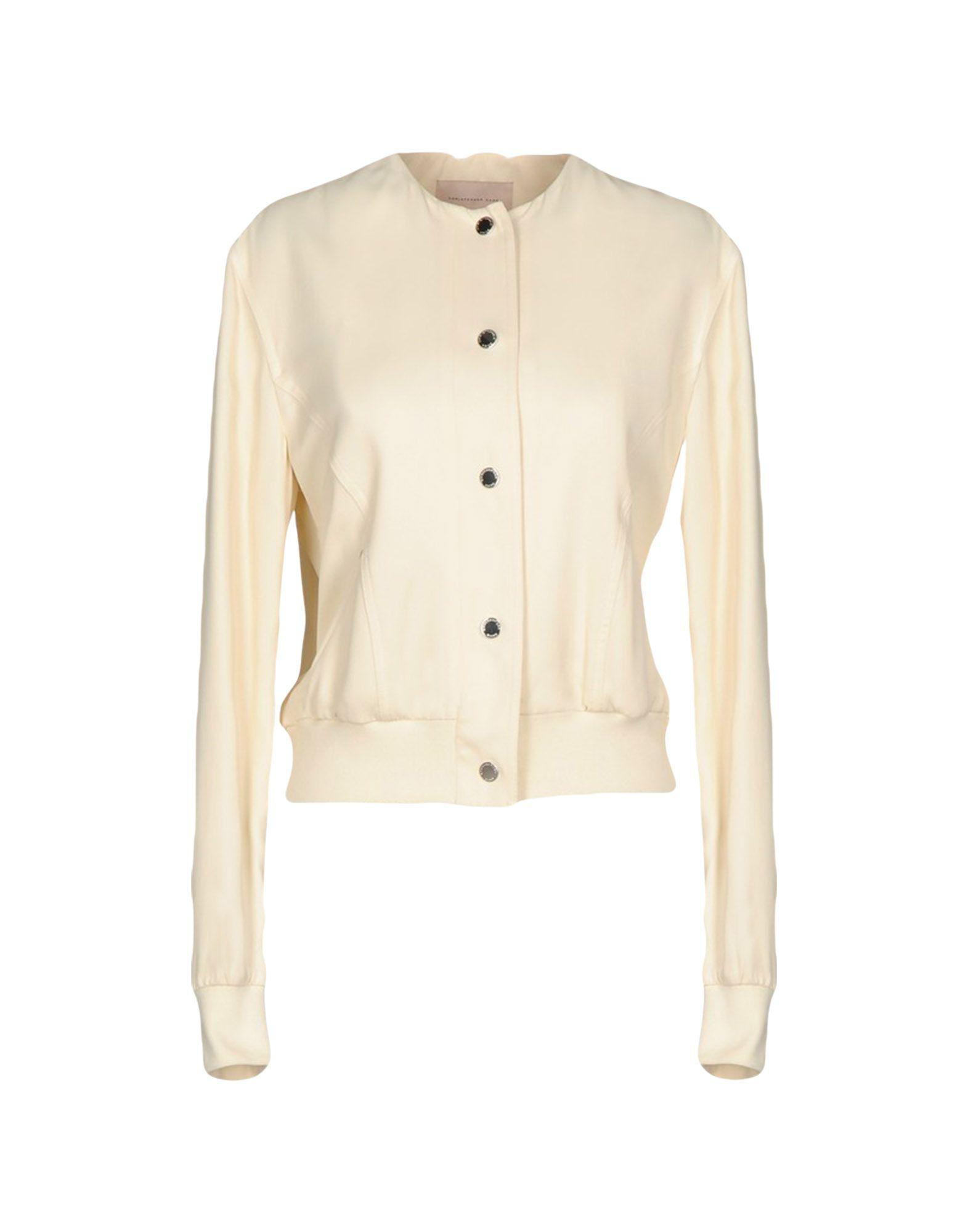 69f68459304 Lyst - Christopher Kane Jacket in Natural