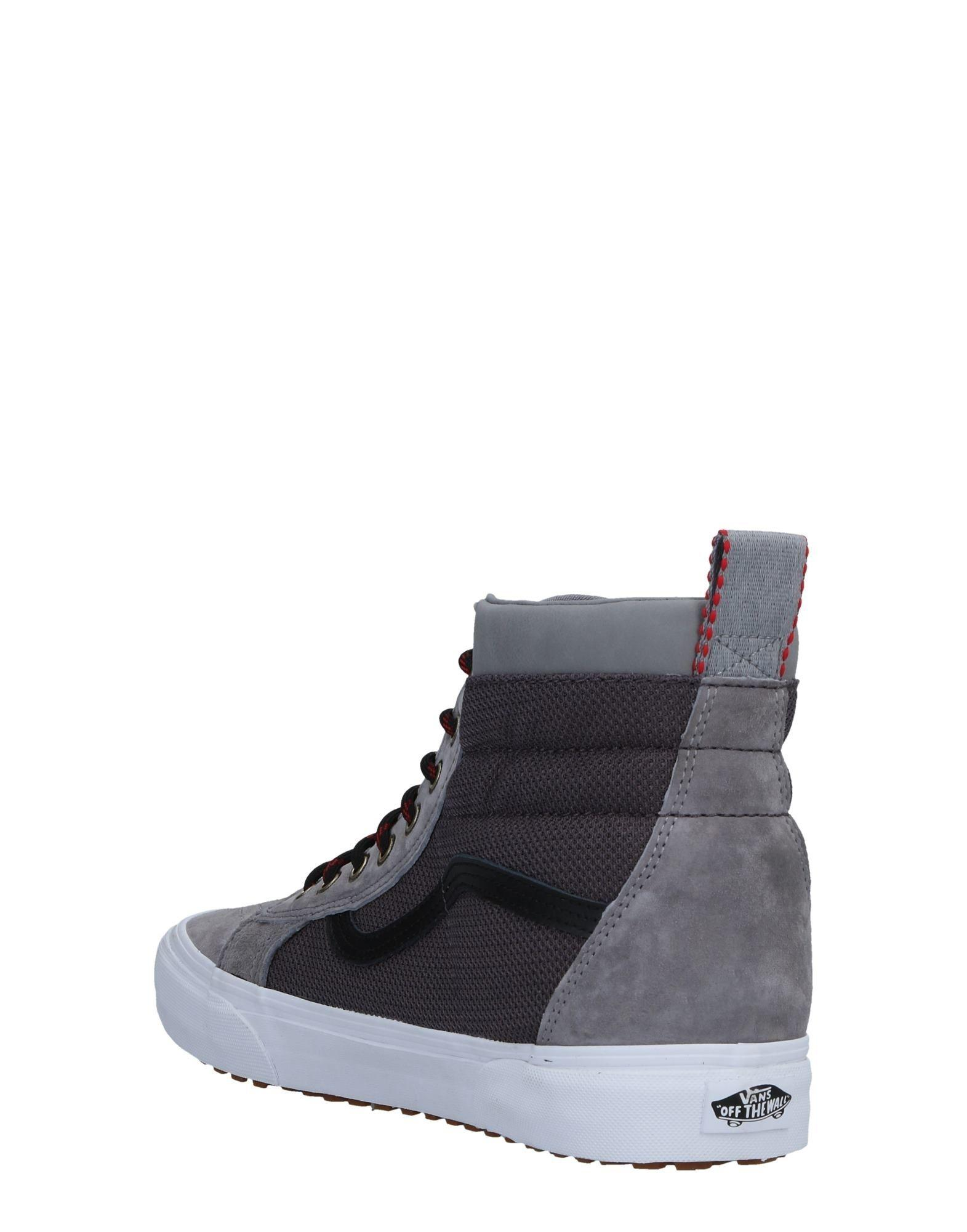 e887a32ba727b5 Lyst - Vans High-tops   Sneakers in Gray for Men