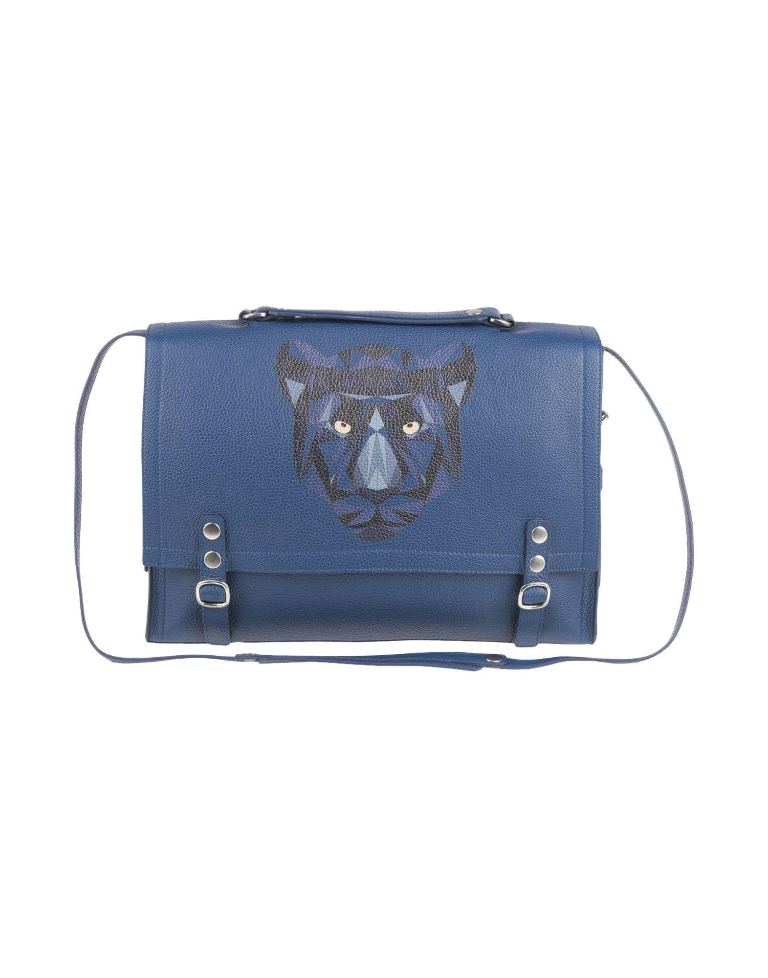 3f2332f059 Sacs de travail Orciani pour homme en coloris Bleu - Lyst