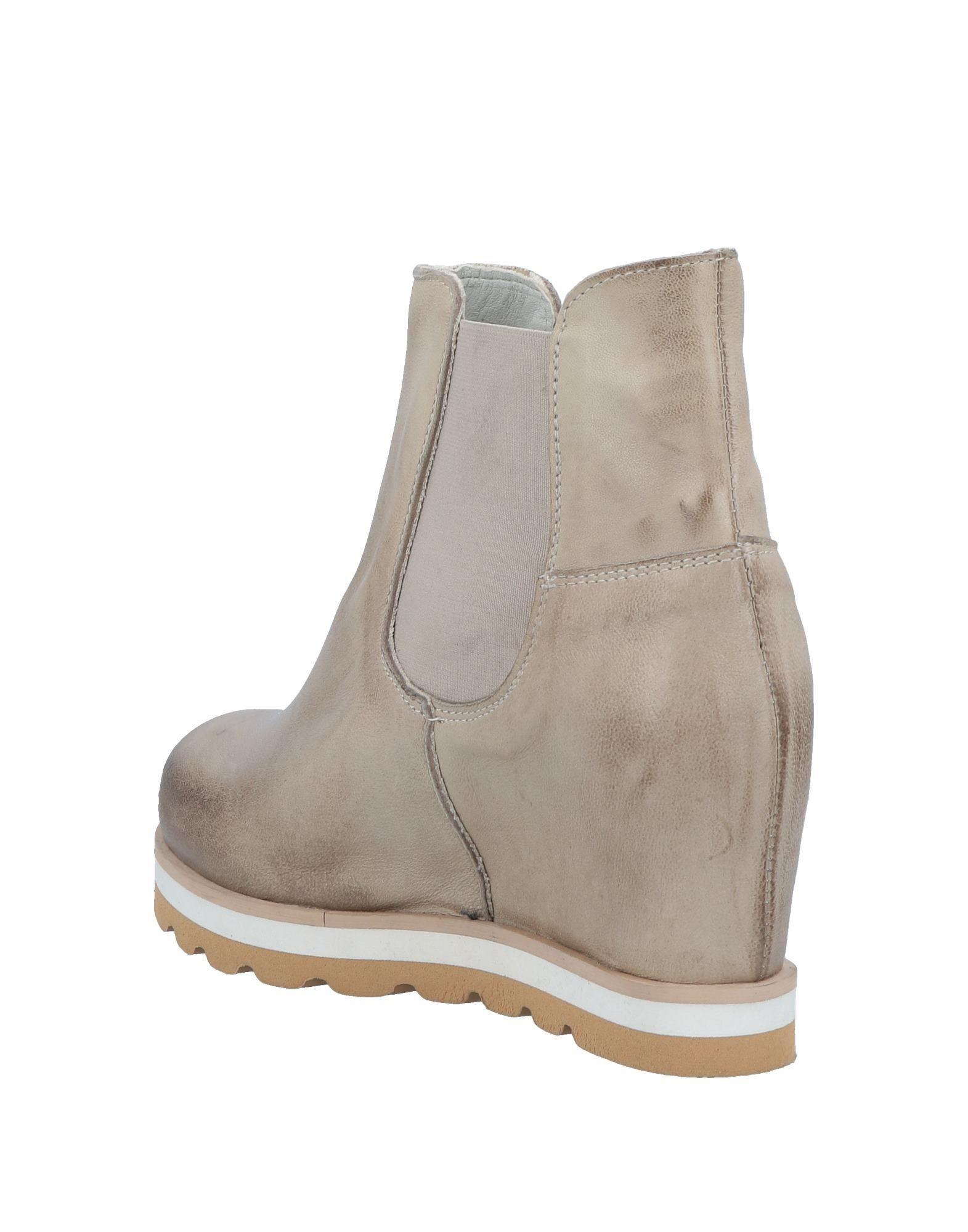 faad517bcf84 Lyst - Elsa Marotta Ankle Boots in Natural
