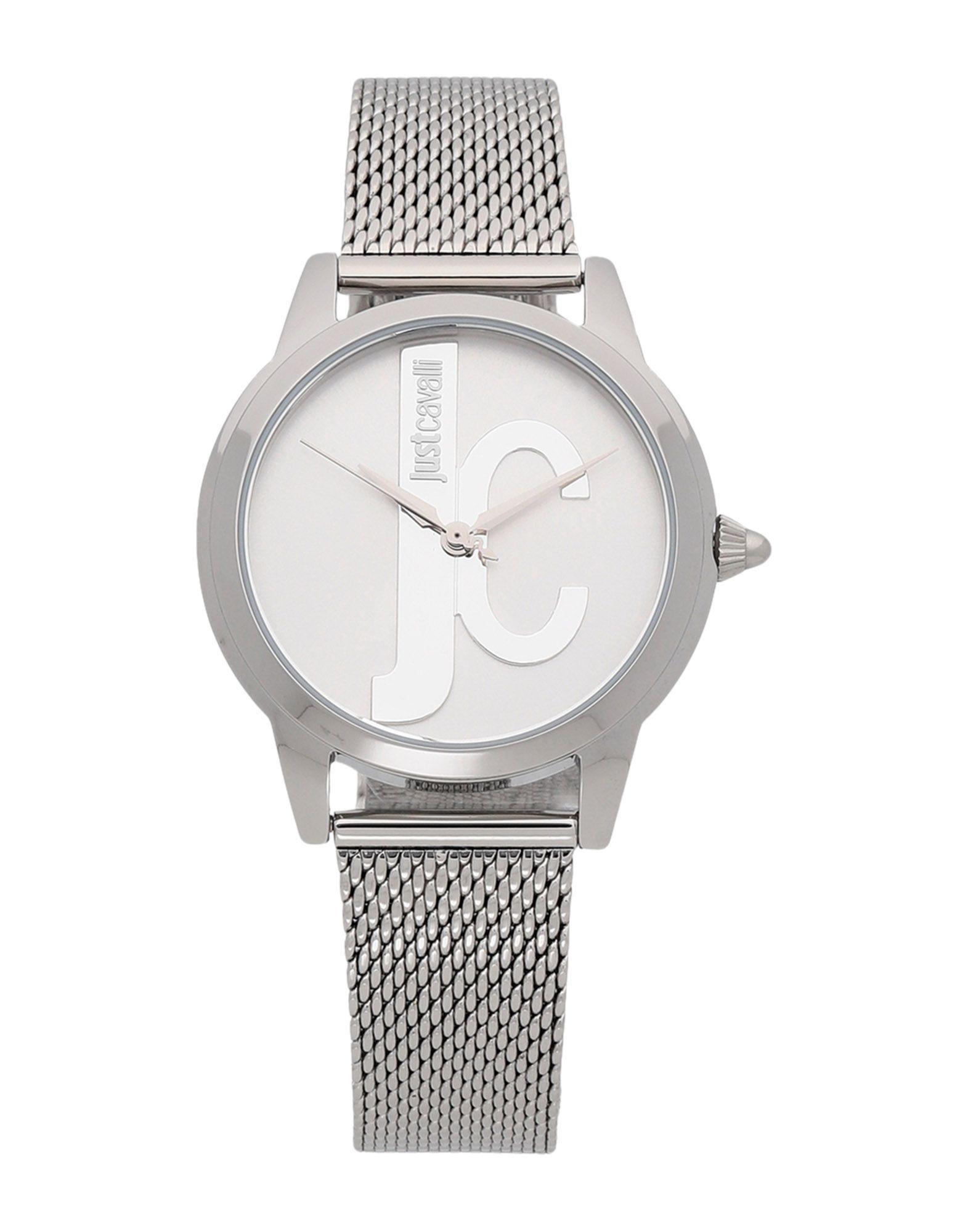 d86f3db1a045 Just Cavalli - Metallic Reloj de pulsera - Lyst. Ver en pantalla completa