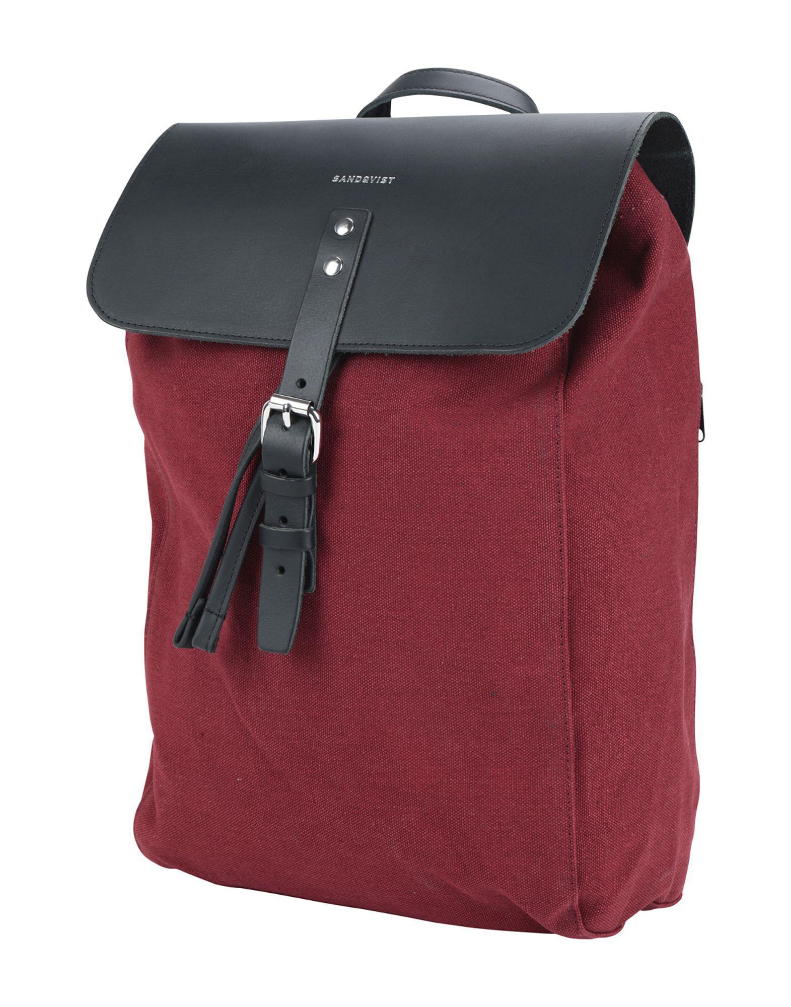 Sandqvist Bags Lyst Backpacks Bum amp; qvUwpqY