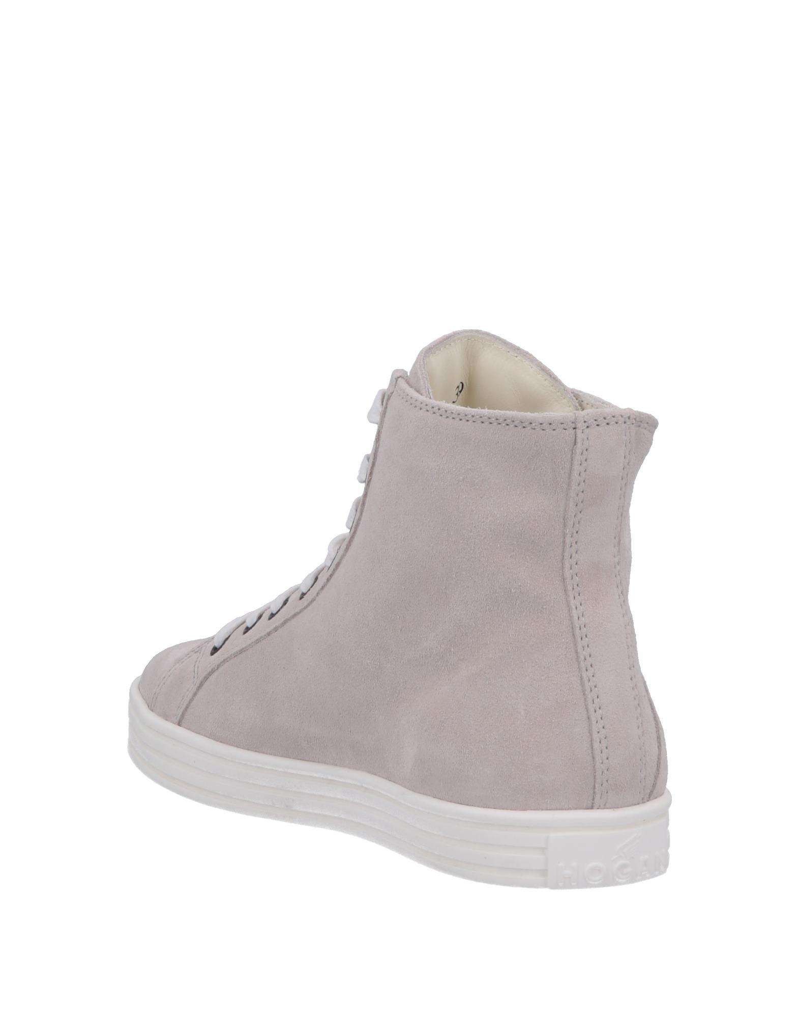 Lyst - Hogan Rebel High-tops   Sneakers in Gray c7f4e81b7c6