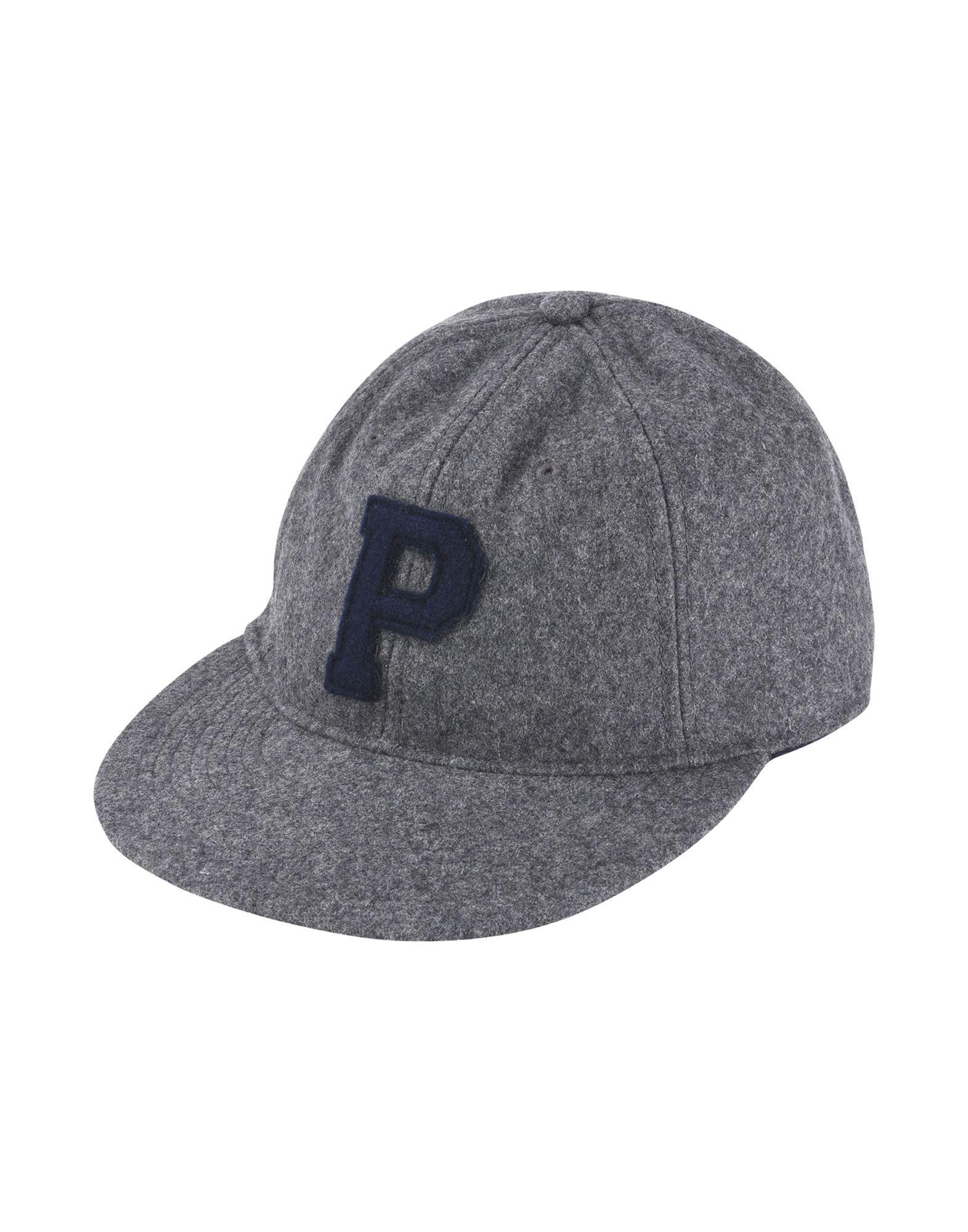 19de1365823a7 Lyst - Chapeau Polo Ralph Lauren pour homme en coloris Gris
