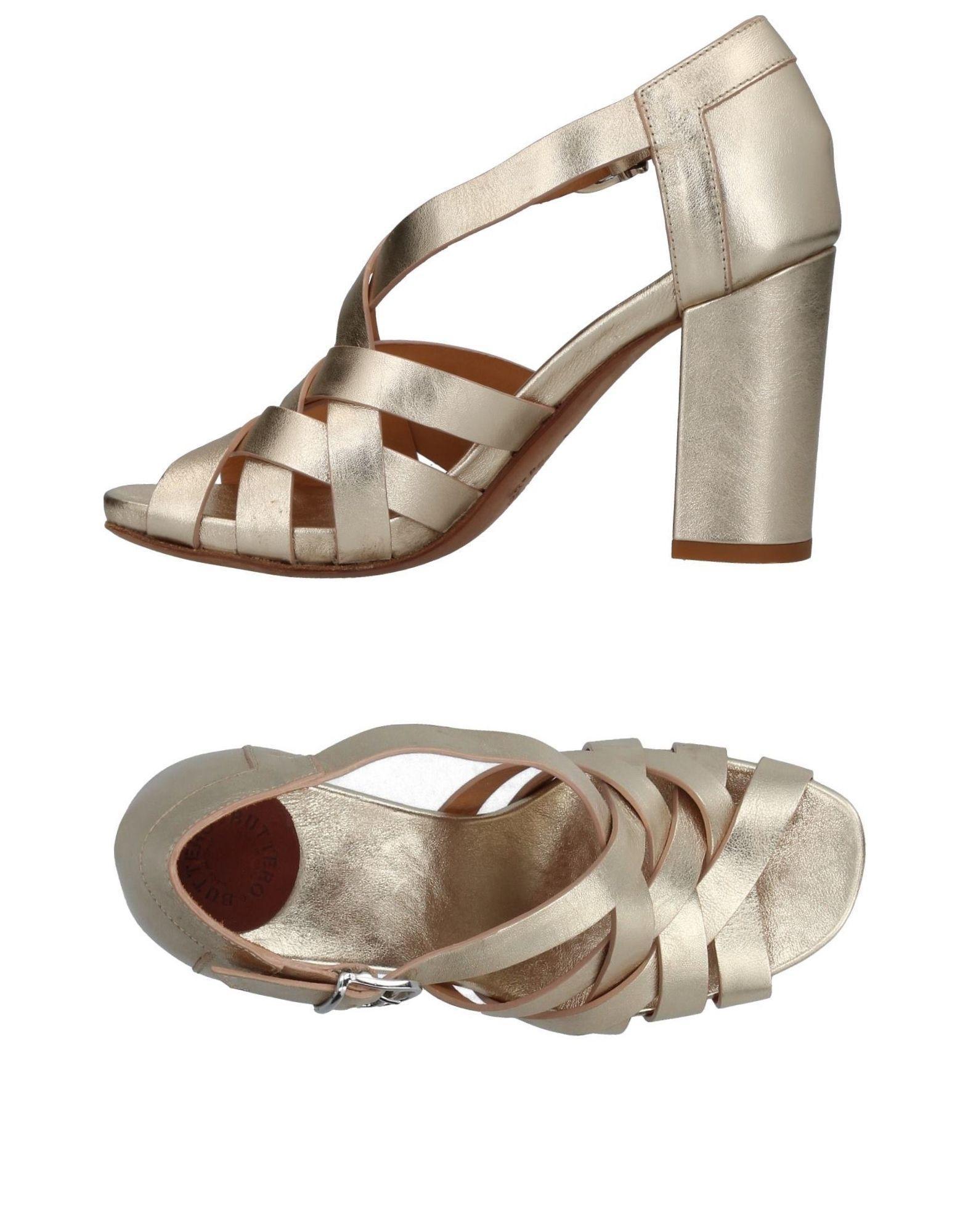 FOOTWEAR - Toe post sandals Buttero xVmnmYS