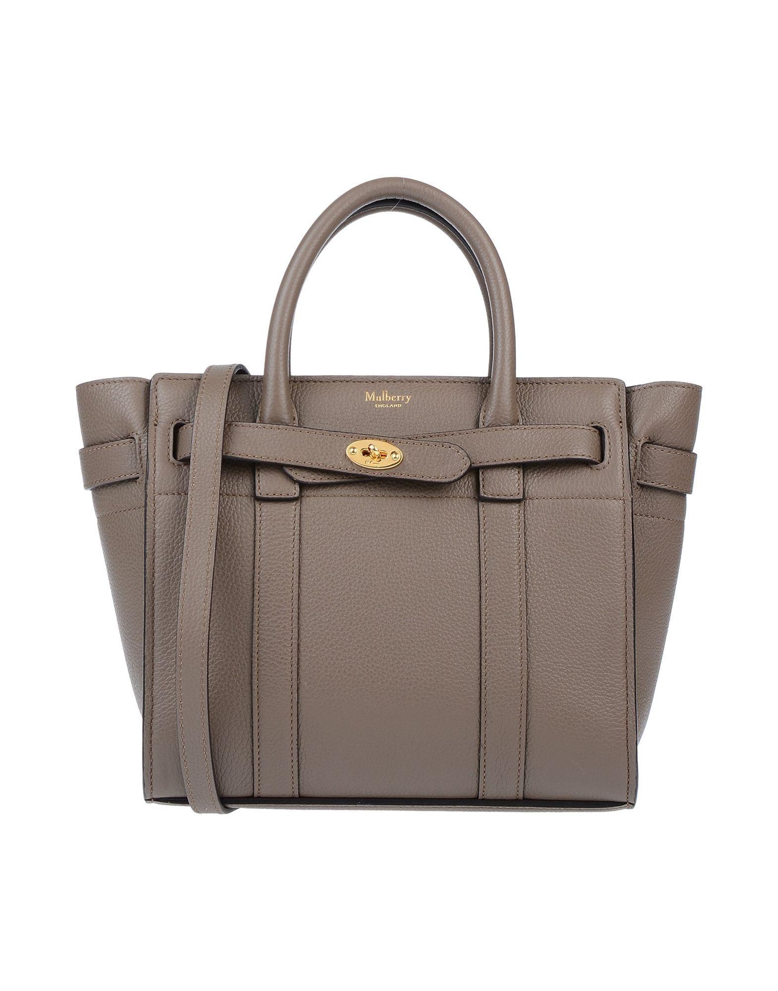 3cf91ffda1bc Mulberry - Gray Handbag - Lyst. View fullscreen