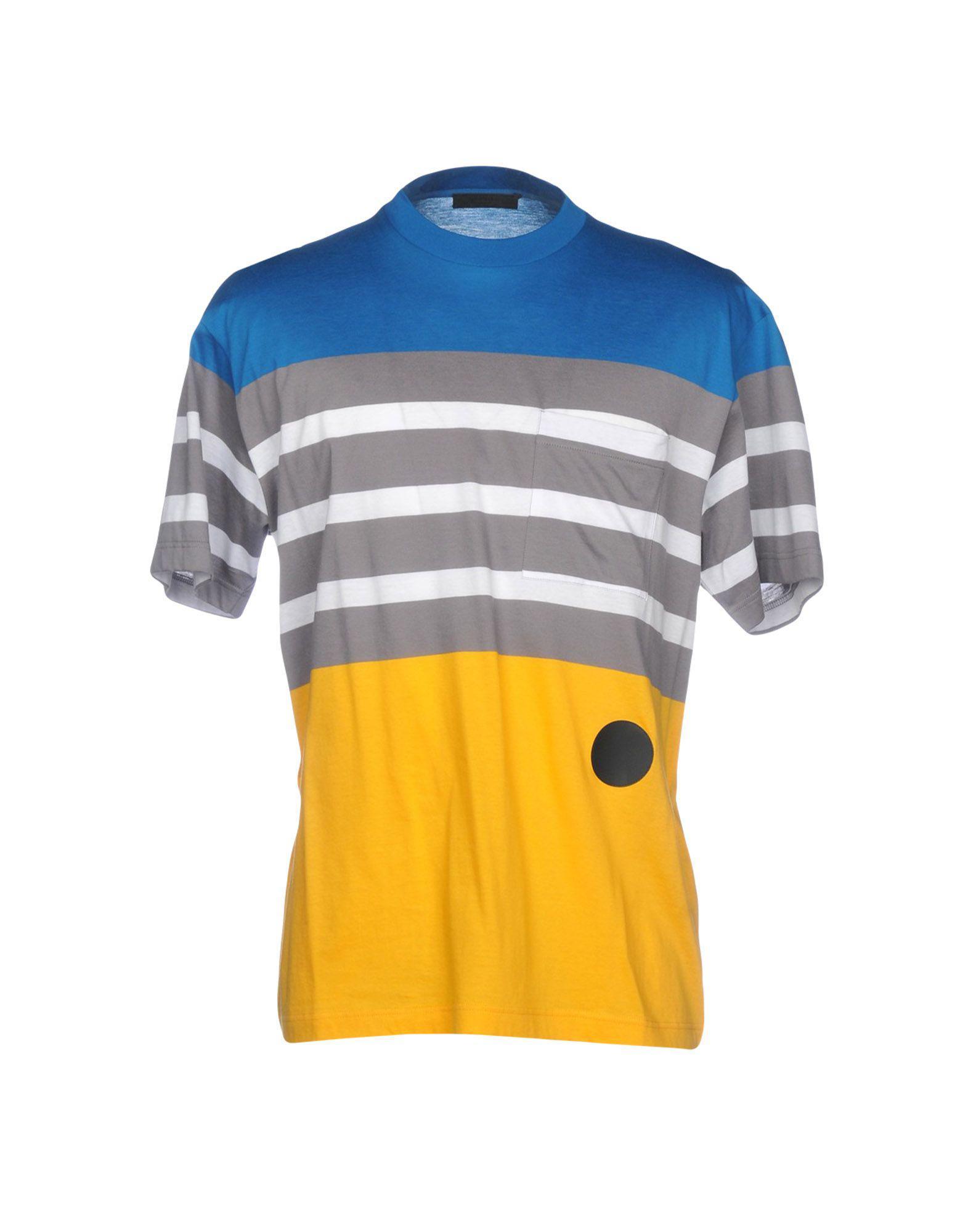 266a66a4 Mens Prada Short Sleeve T Shirt Shirts Tops - DREAMWORKS
