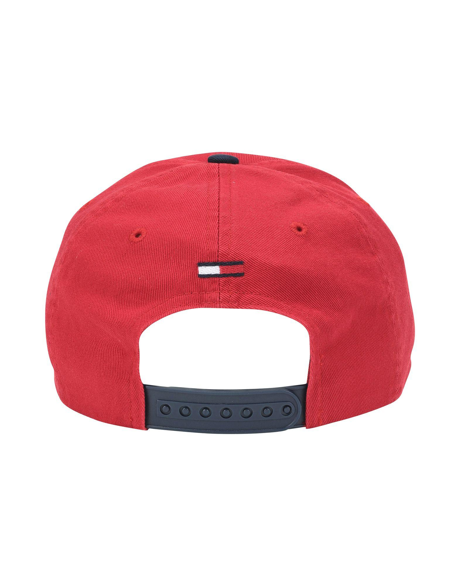 702df91e Lyst - Tommy Hilfiger Hat in Red