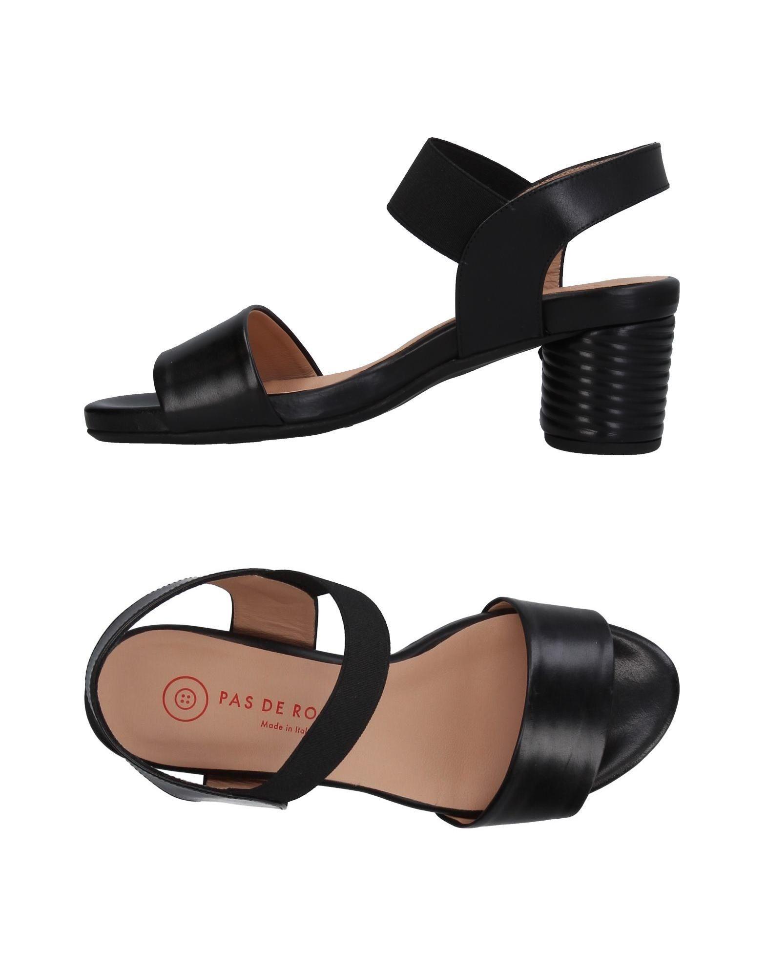 Footwear - Sandals Pas De Rouge WXv7WFs