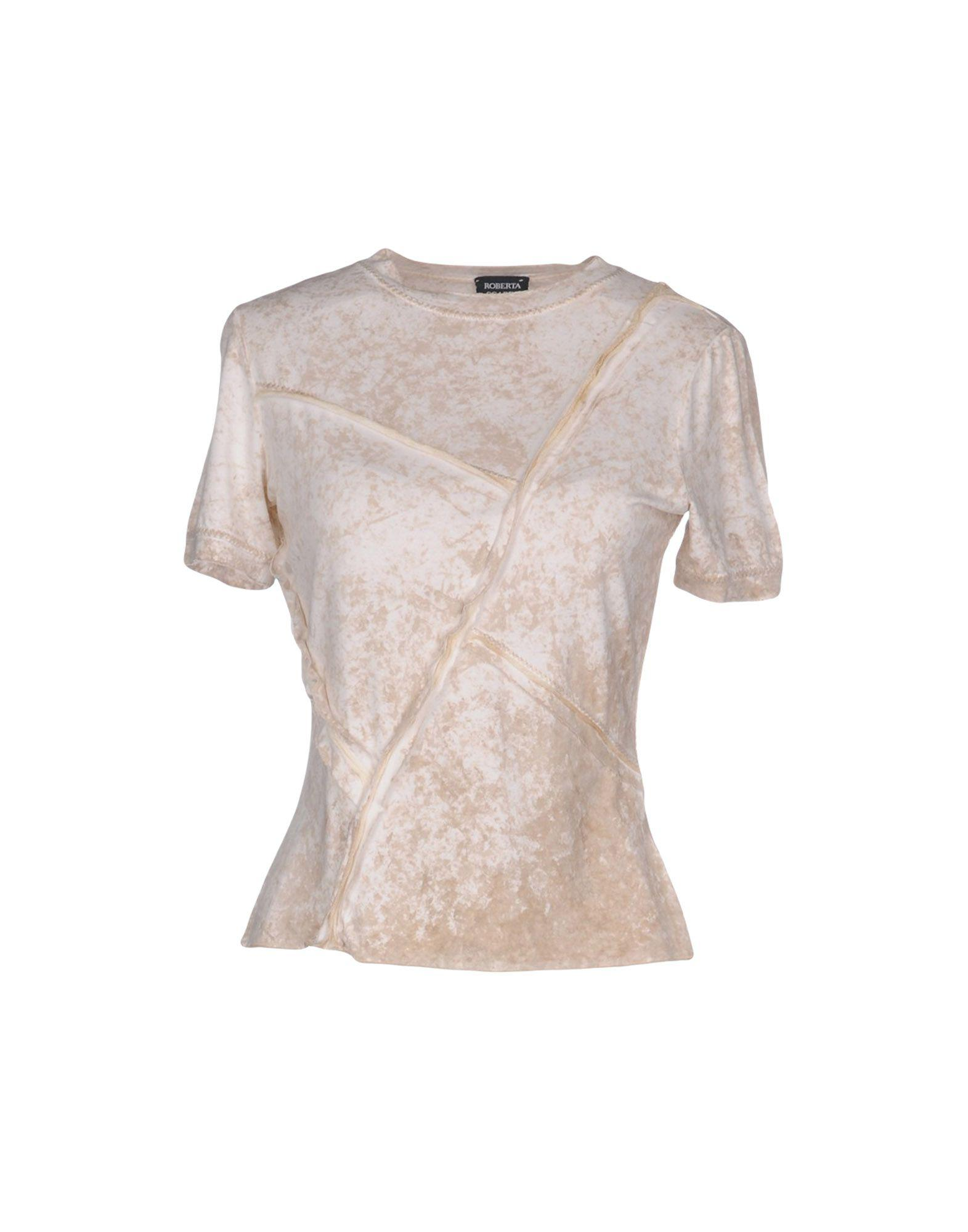 SHIRTS - Blouses Roberta Scarpa Latest Cheap Online Clearance Low Shipping Perfect Discount Enjoy Cheap Recommend GLWqSlPN
