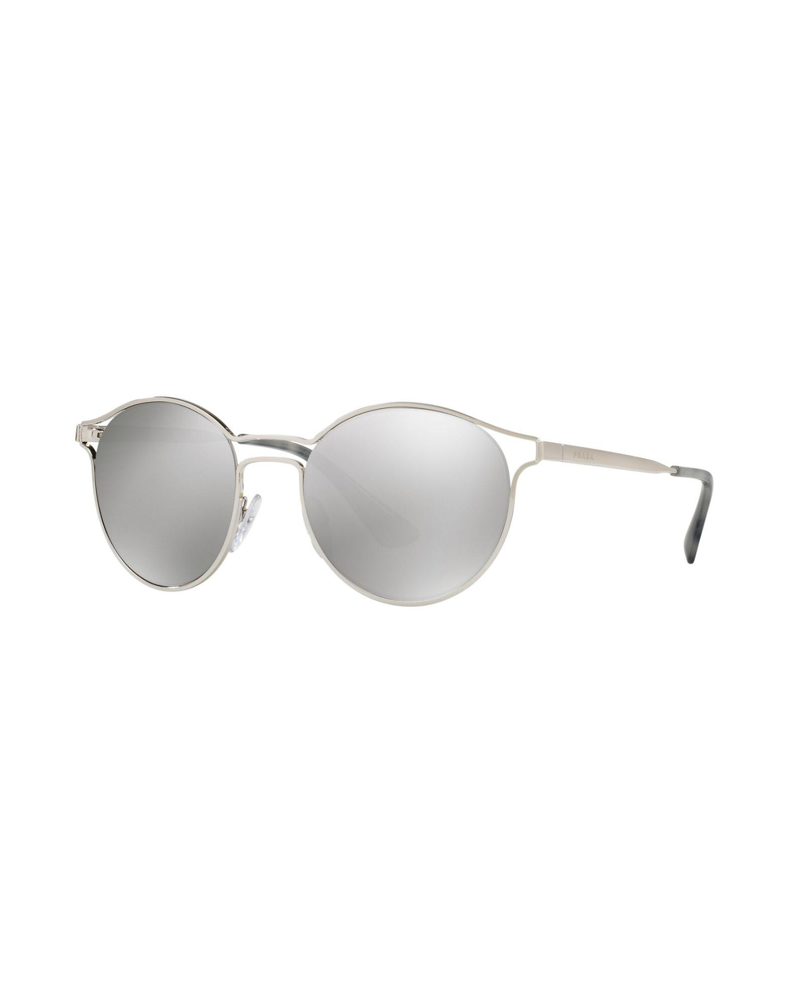 6cb5571588 Prada - Metallic Gafas de sol - Lyst. Ver en pantalla completa