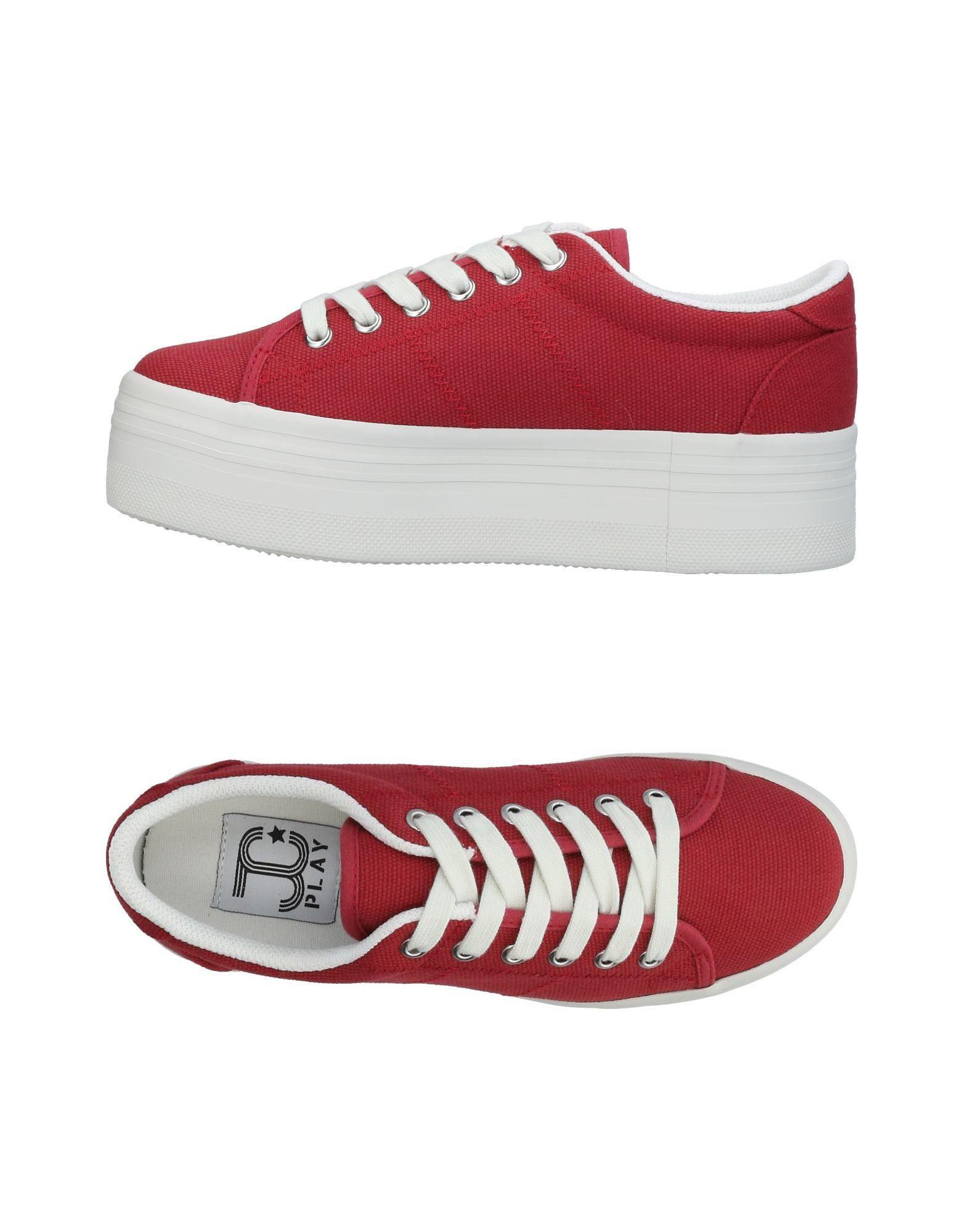 Chaussures - Bas-tops Et Baskets Campbell Jeffrey Gp6V67K5J0