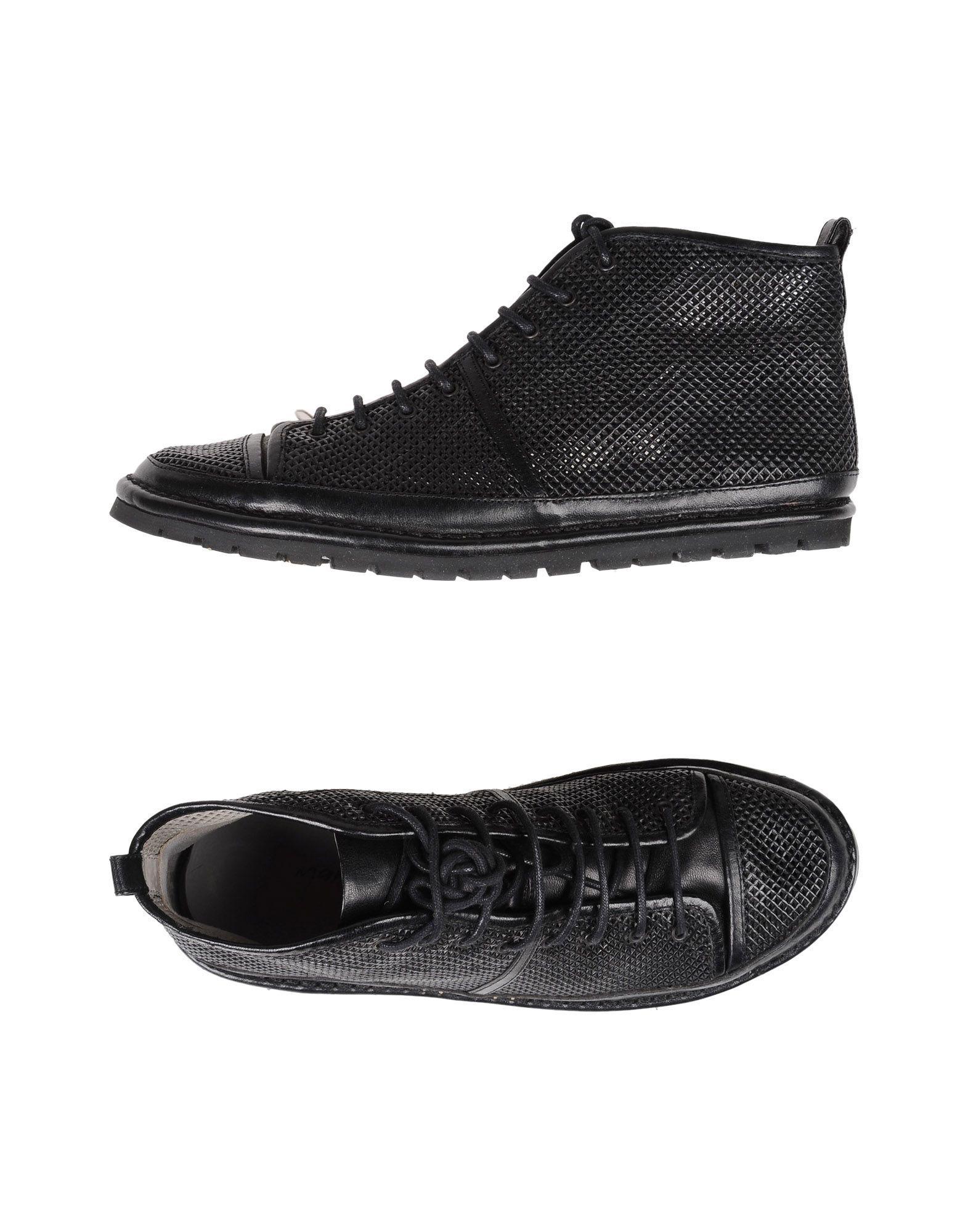 Paiement Sécurisé Marsèllhigh top sneakers Pré-commander Acheter Moins Cher Prix Pas Cher 61X6Hb6x2z